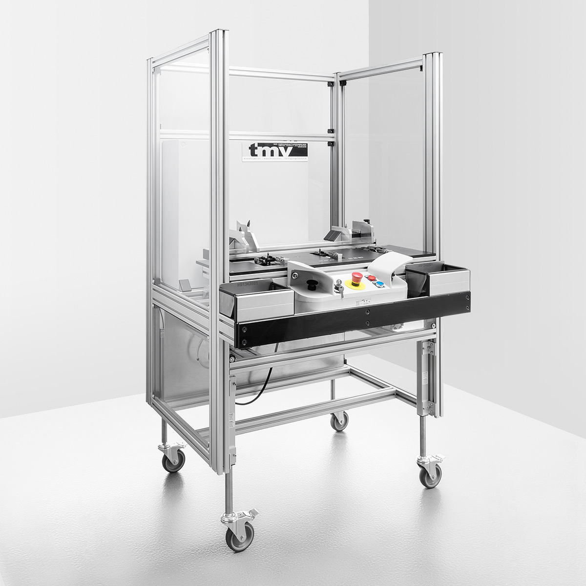 TMV Temel Klaus, Vorarlberg - Sondermaschinenbau, Spezialkonstruktionen