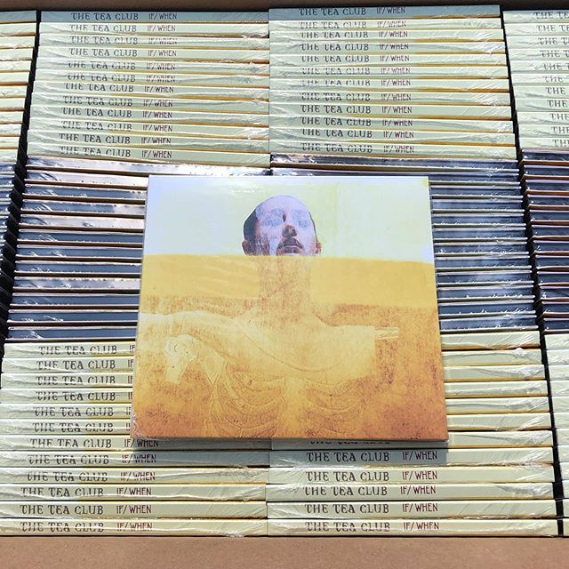 "CDs are HERE! Our new album ""If/When"" is now available on CD! If you already pre-ordered the Special Edition, you will be getting your CD in the mail very soon, as well as a poster and a custom drawing by our lead singer Dan McGowan! 👍 If you haven't yet, click the link in our bio to buy your copy of If/When! . . . #theteaclub #progrock #newalbum #music #band #tea #bandsofinstagram #psychedelicrock #indie #indieband #indiemusic #cd #cds #acoustic"