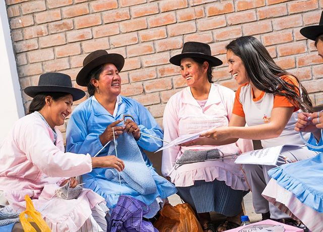 So excited! Counting down the days to #perumoda. Here we will sell our socks off so we can provide our Peruvian workshop ladies another year of decent jobs and fair incomes.  Peru moda:10-11-12/04 in #lima  Meet us at stand 54! See you there!