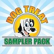 Dog Treat Sampler Pack