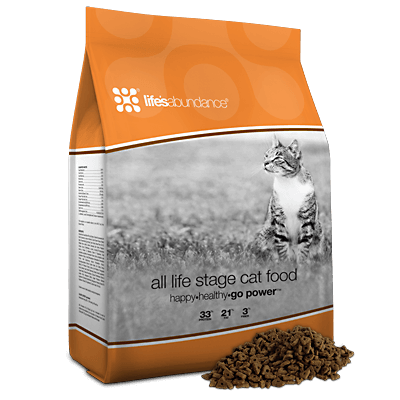 All Life Stage Cat Food
