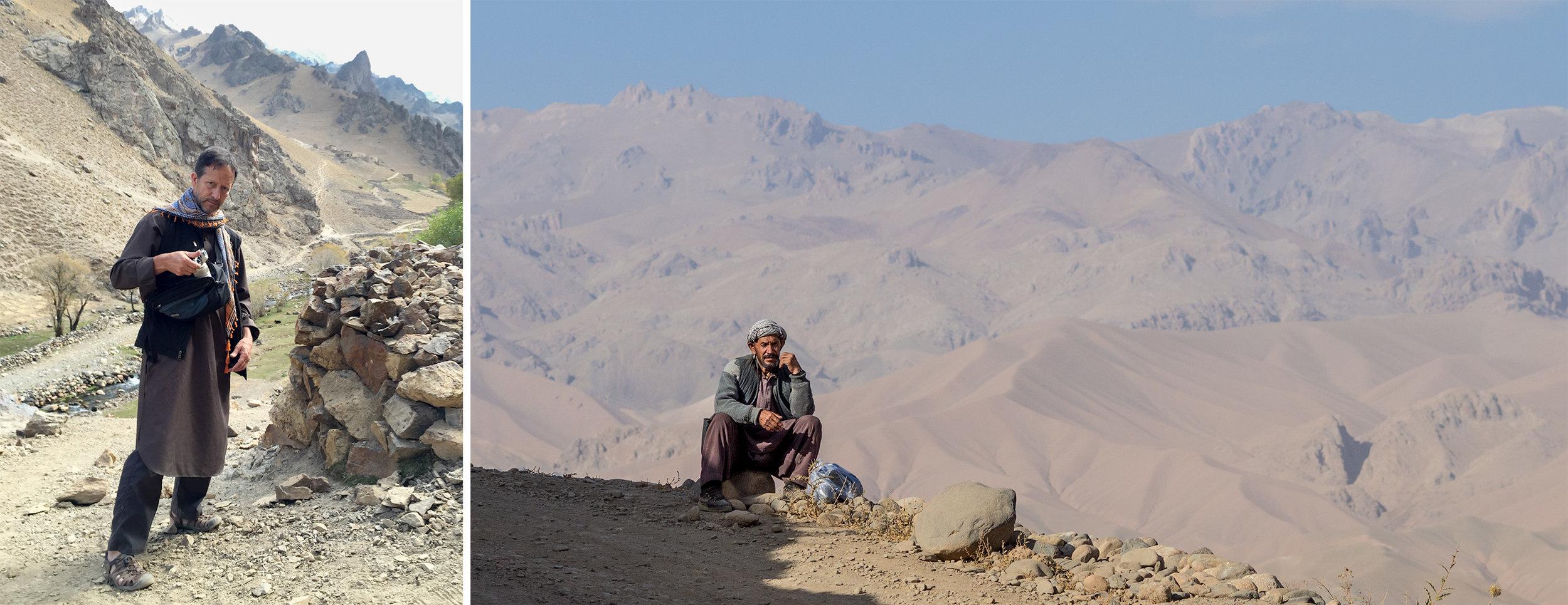 Jarwazi Valley, Afghanistan