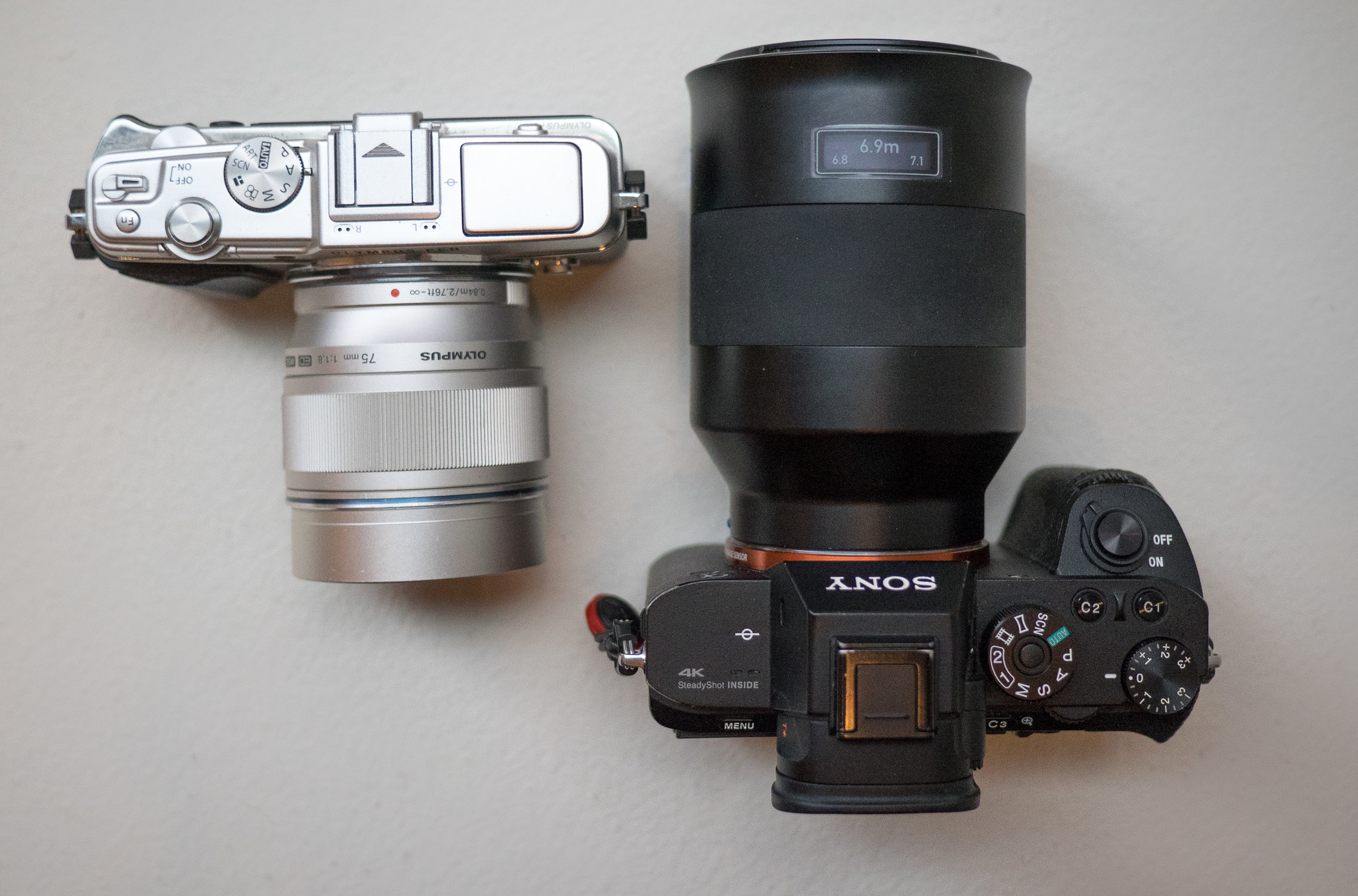 Two beautiful - and handy - travel primes