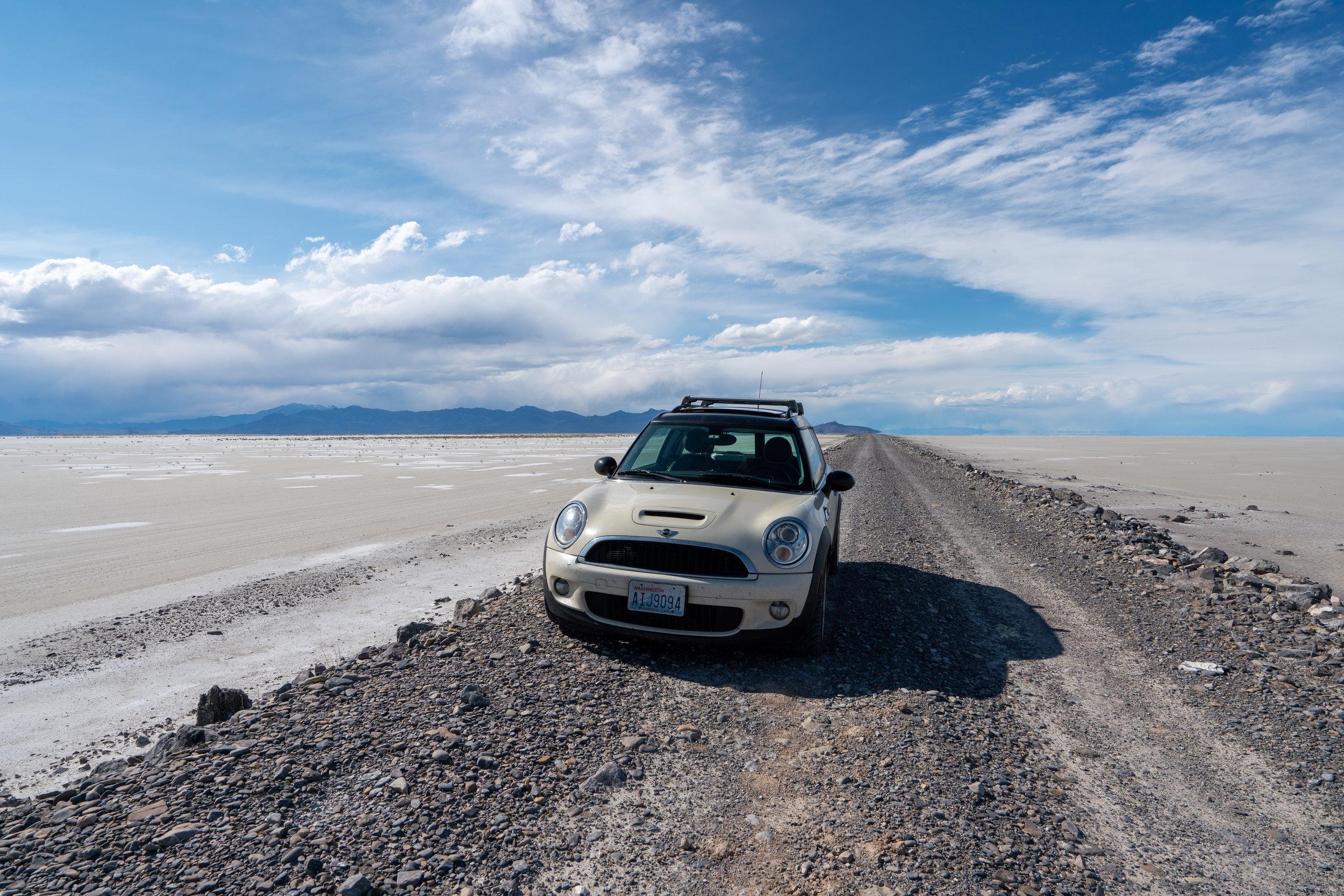 Great Salt Desert, Utah