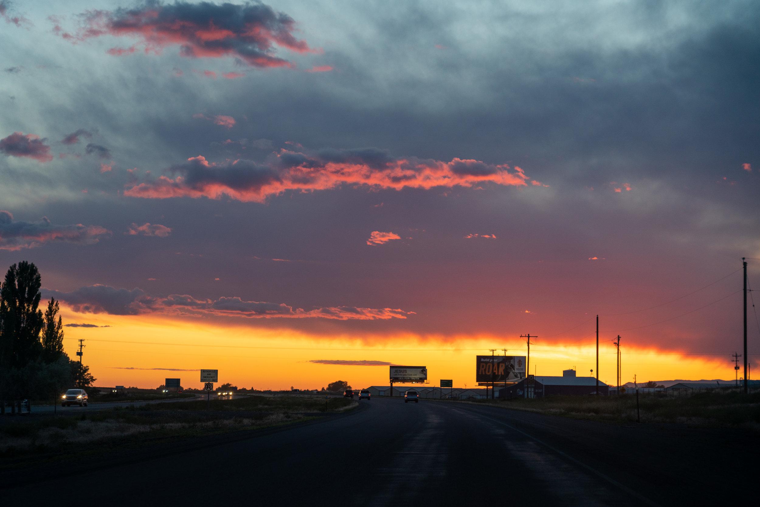Good night, Idaho