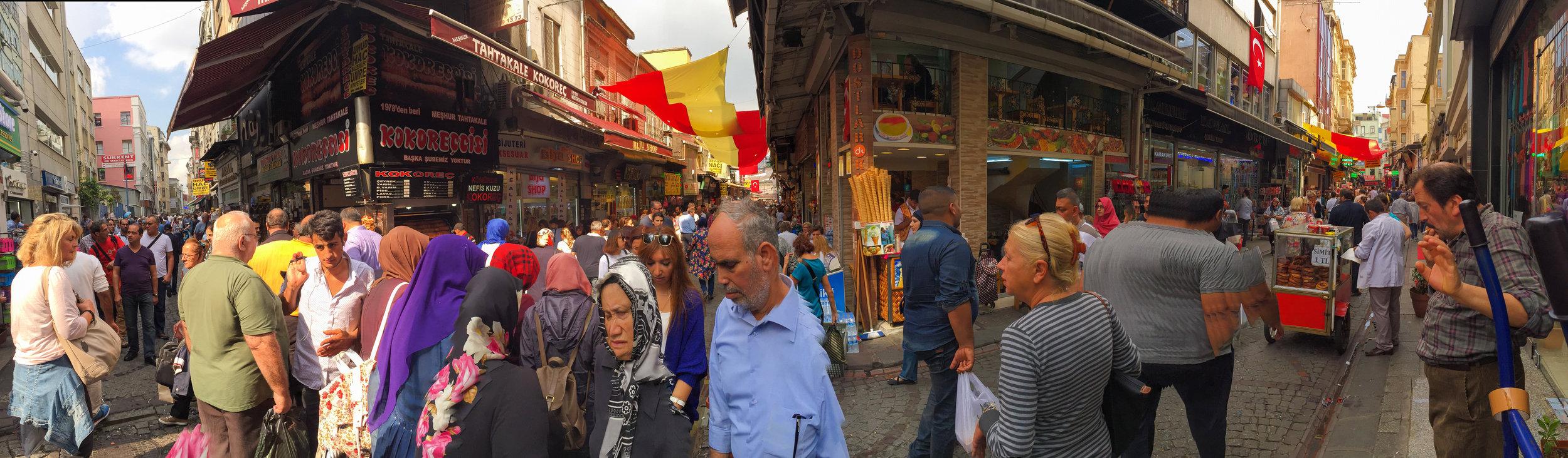 Eminonu Market