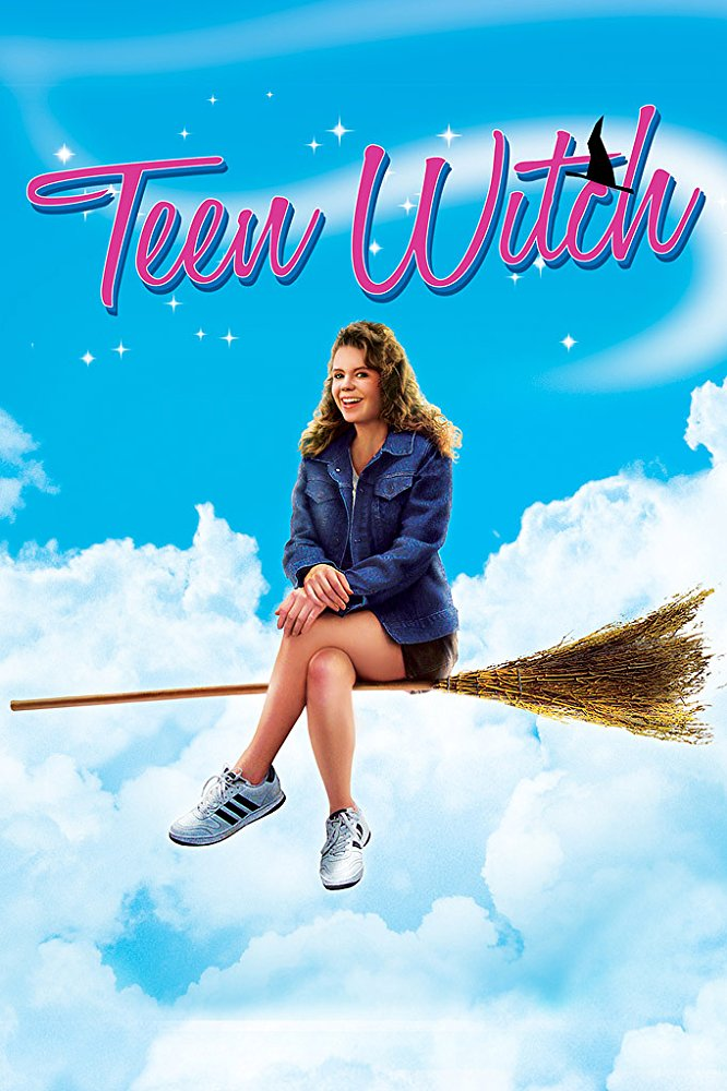 Teen Witch - Anytime I mention this movie to someone, they look at me like I have 3 heads. How has no one heard of this gem? Teen Witch is the perfect 80's movie with high school drama, cringe-worthy outfits, and a little touch of magic. You're welcome.