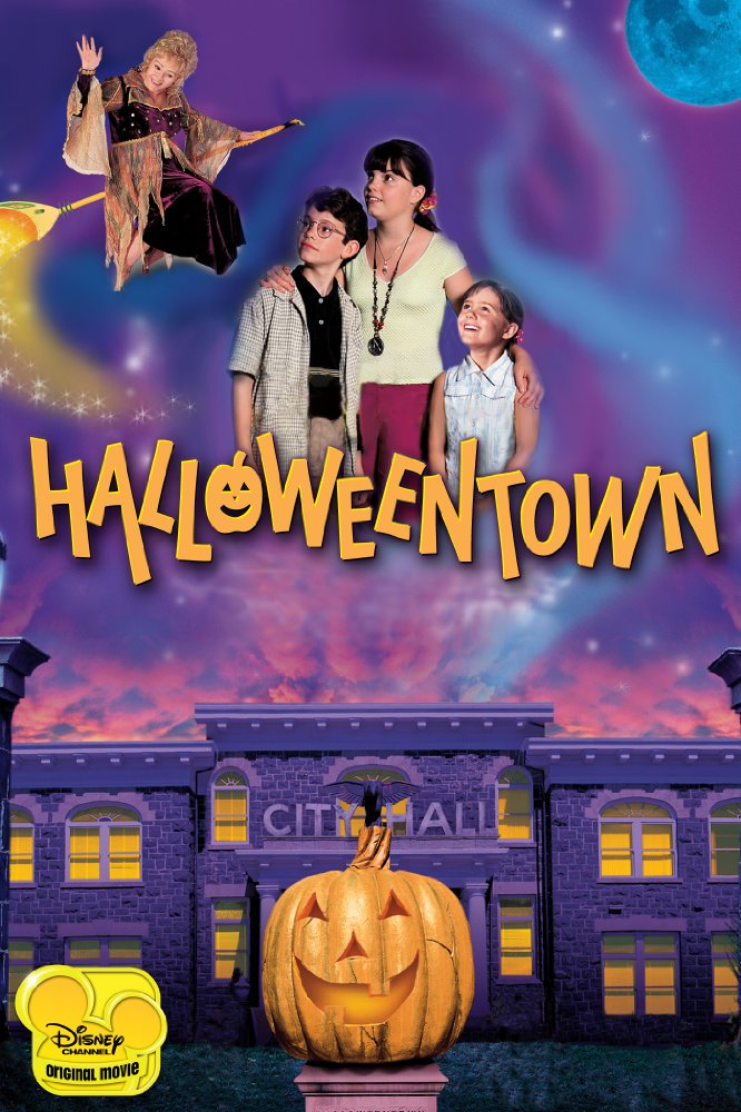 Halloweentown - If you were anything like me in the 1990's, you lived and breathed Disney Channel Original Movies. Unlike me, Halloweentown will never get old. Aggie Cromwell is the epitome of grandma goals, and it's embarrassing to admit, but eight-year-old Amanda wanted a talisman and a broom SO BADLY thanks to this. Maybe someday.