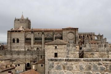 - Avila Cathedral