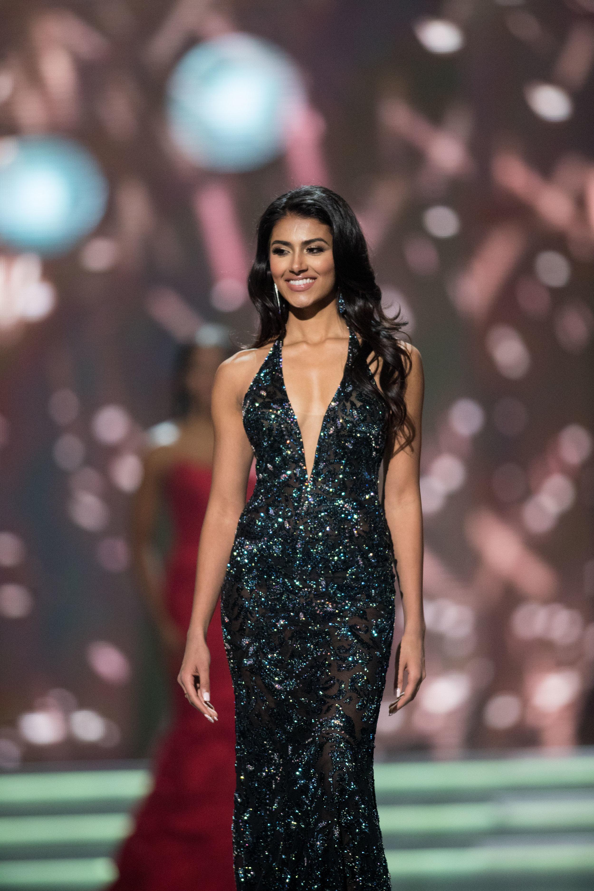 Chhavi Verg, Miss New Jersey USA 2017. Patrick Prather for Miss USA