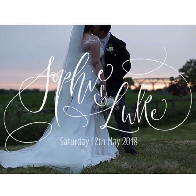 . {V I D E O  G A M E S} . Finally got our wedding video and the cherry on top is my calligraphy was included as the title 💜 . Get in touch if you would like to talk anything calligraphy 🖋 . #ukweddingstationer #luxewedding #weddinginvitations #ukweddinginvitation #deliriumcalligraphy #calligraphyinvitation #modernwedding #creativewedding #calligraphy #moderncalligraphy #bespokecalligraphy #calligraphylove #weddingstationery #stationery #calligraphyuk #weddinglondon #calligraphylondon #ukwedding #calligraphystyle #modernlettering  #videocalligraphy #weddingcalligraphy #weddingvideo #weddingvideocalligraphy #happilyeverbathter