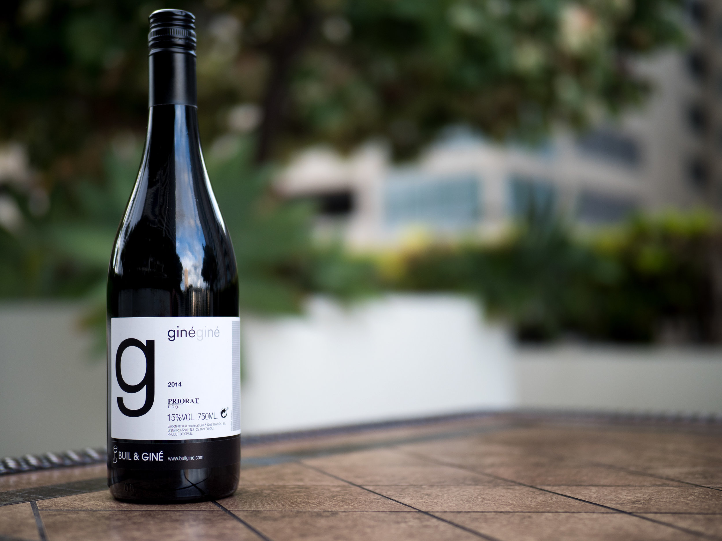 2014 Buil & Giné, Giné Giné, available at NK Wines in Honolulu's Chinatown District.