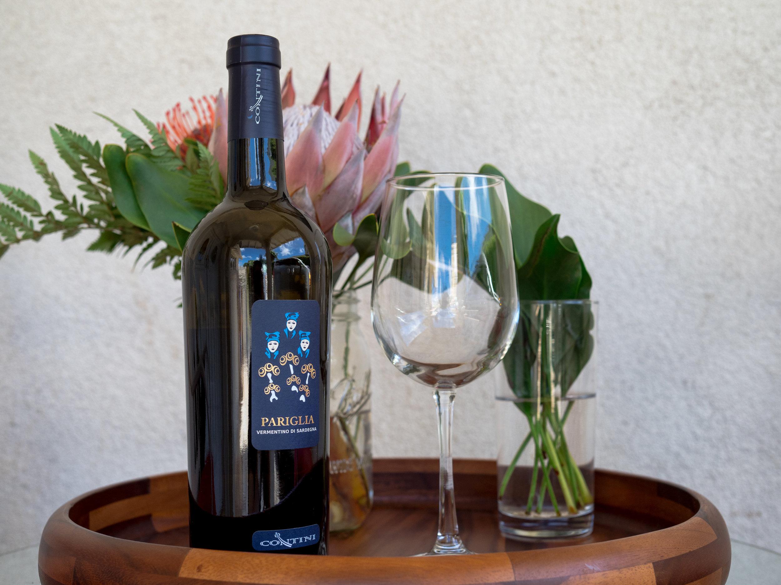 The Italian selection from Sardinia, available for $14 at Fukioka's Wine Times