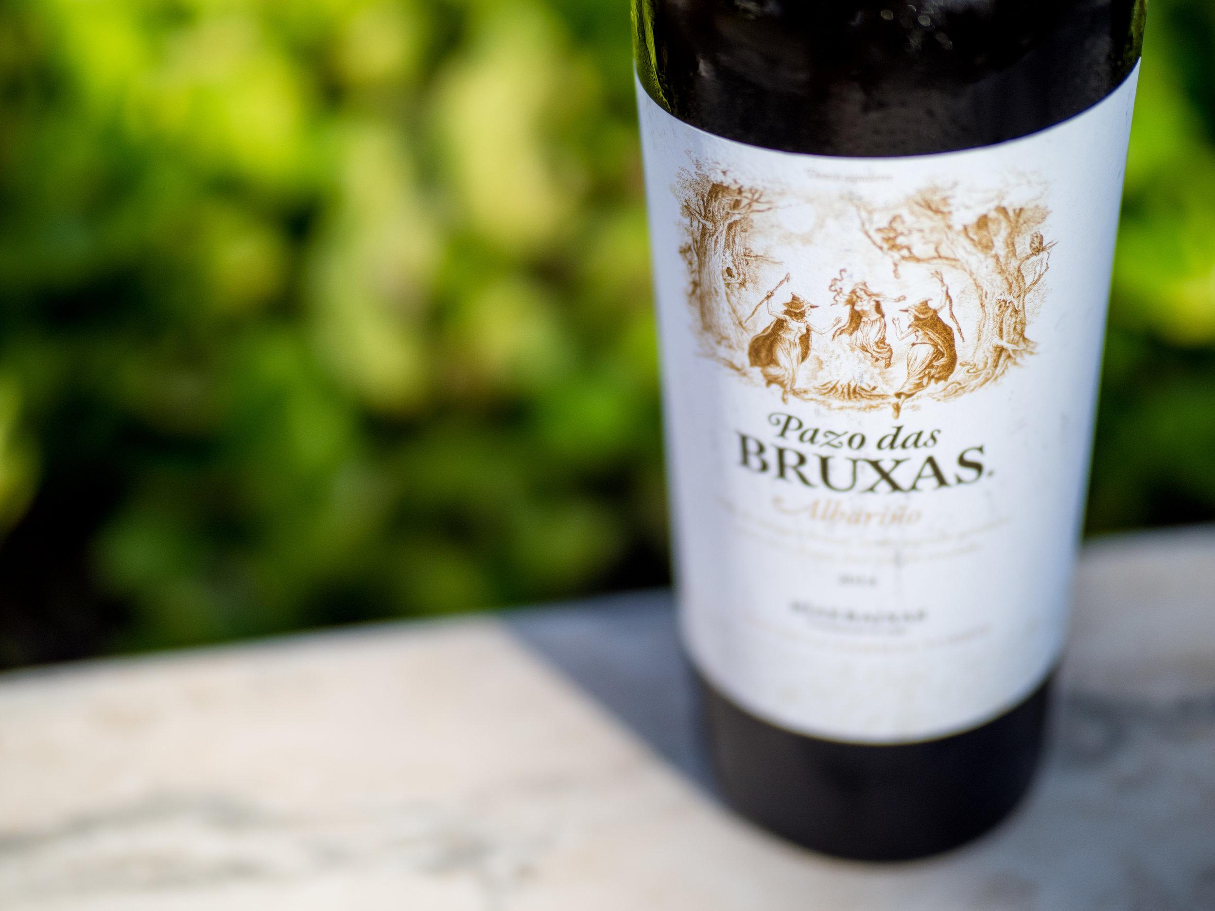 Musings by the Glass - Costco Corner - Palo das Bruxas Albarino from Rias Baixas, Spain