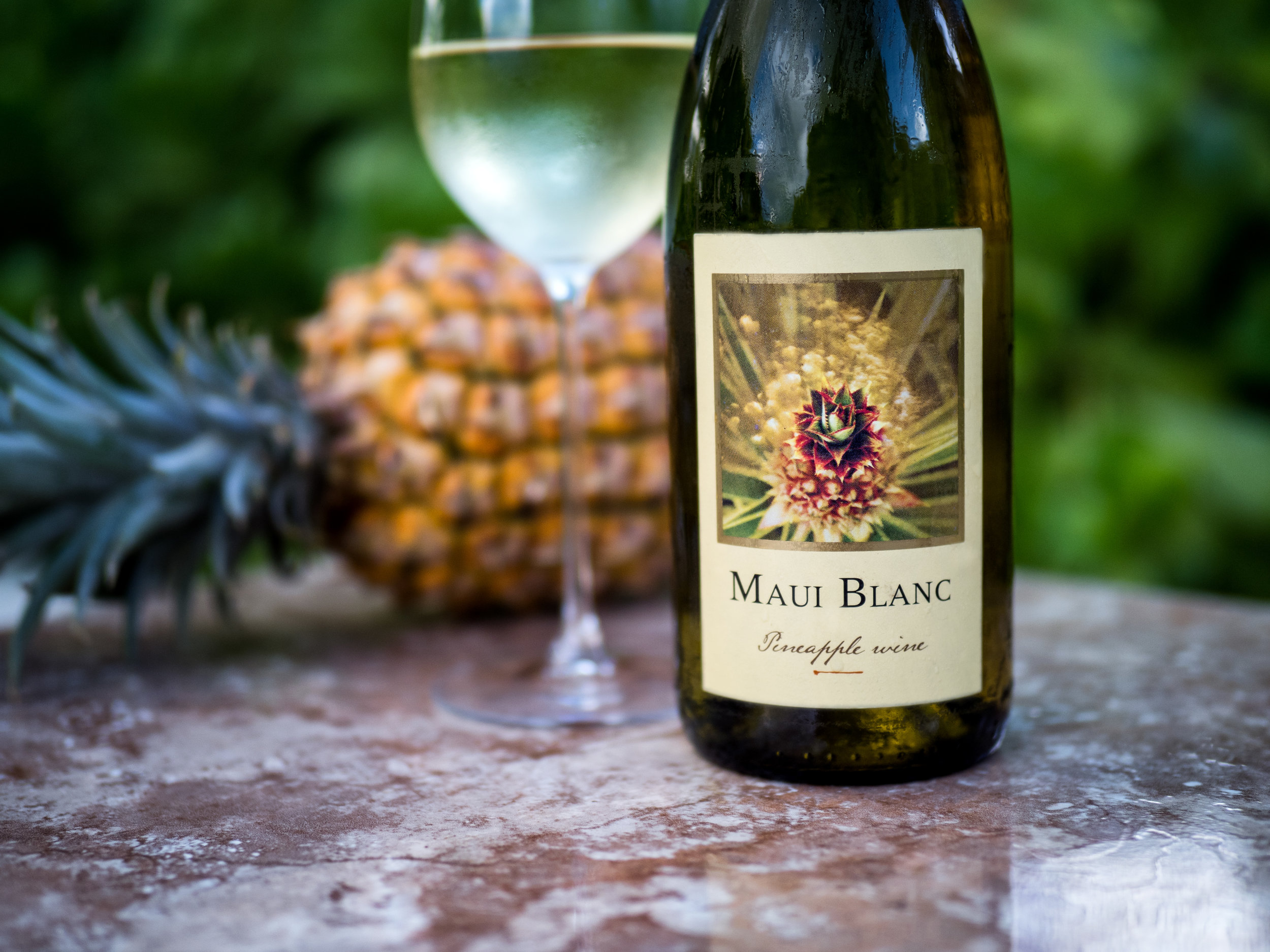Musings by the Glass - Kamehameha Day - Maui Blanc