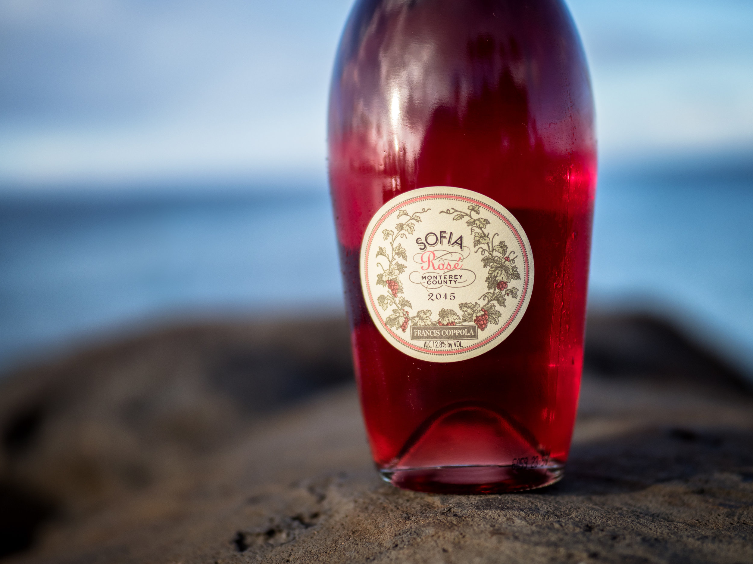 Sofia by the Sea. Even when a rosé is not from Provence, winemakers often use classic Rhône grape varietals to manufacture a similar experience in the glass.