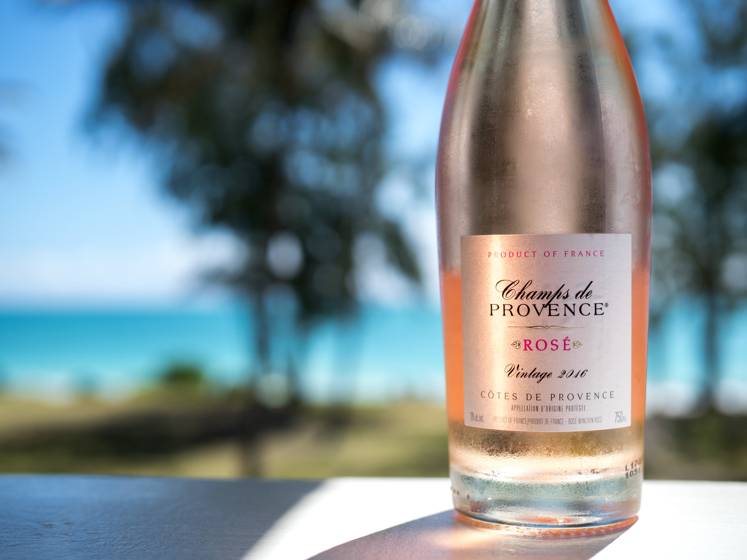 Musings by the Glass - Costco Corner - Champs Cotes de Provence Rose