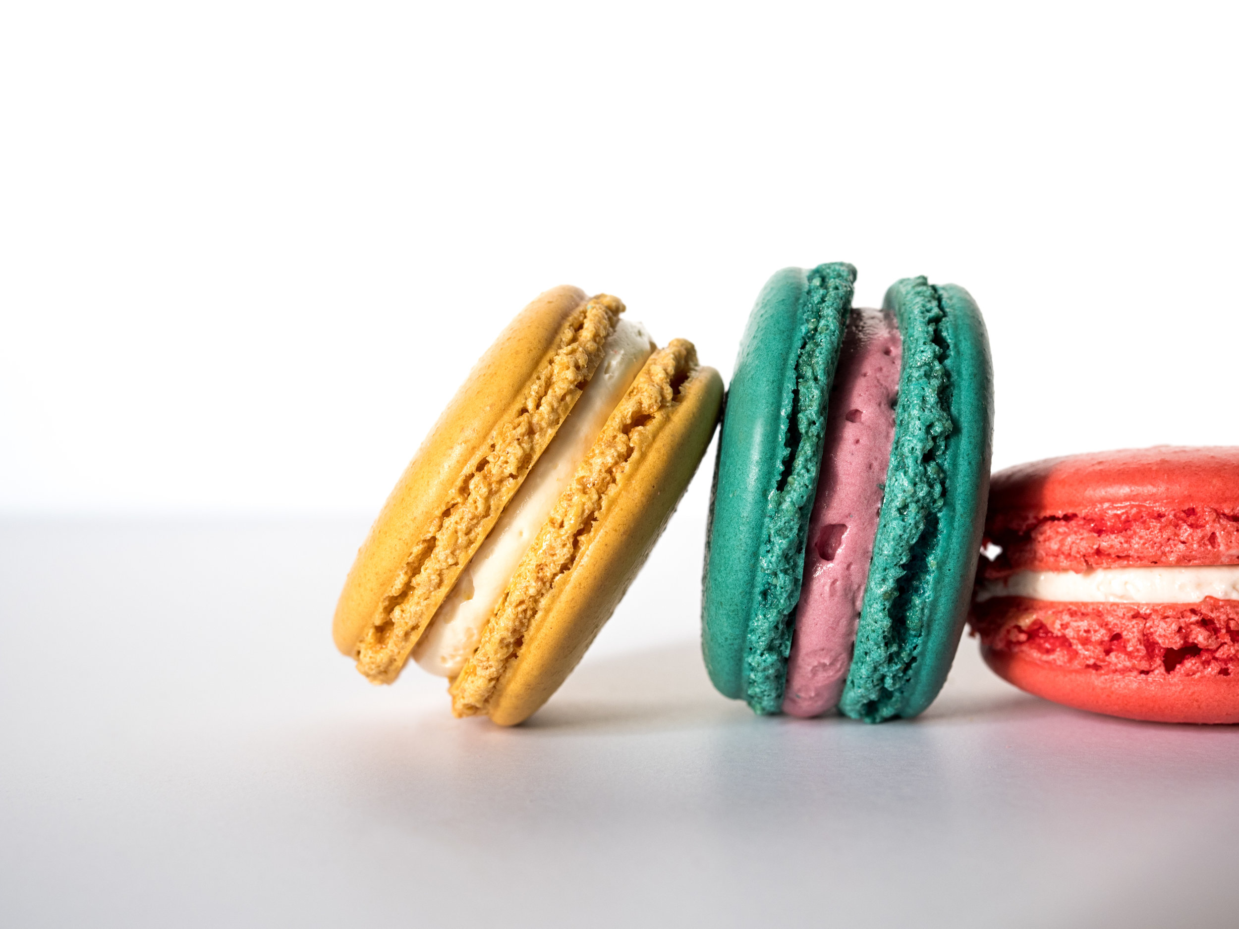 Musings by the Glass - Sake-Confection Hypothesis - Macarons