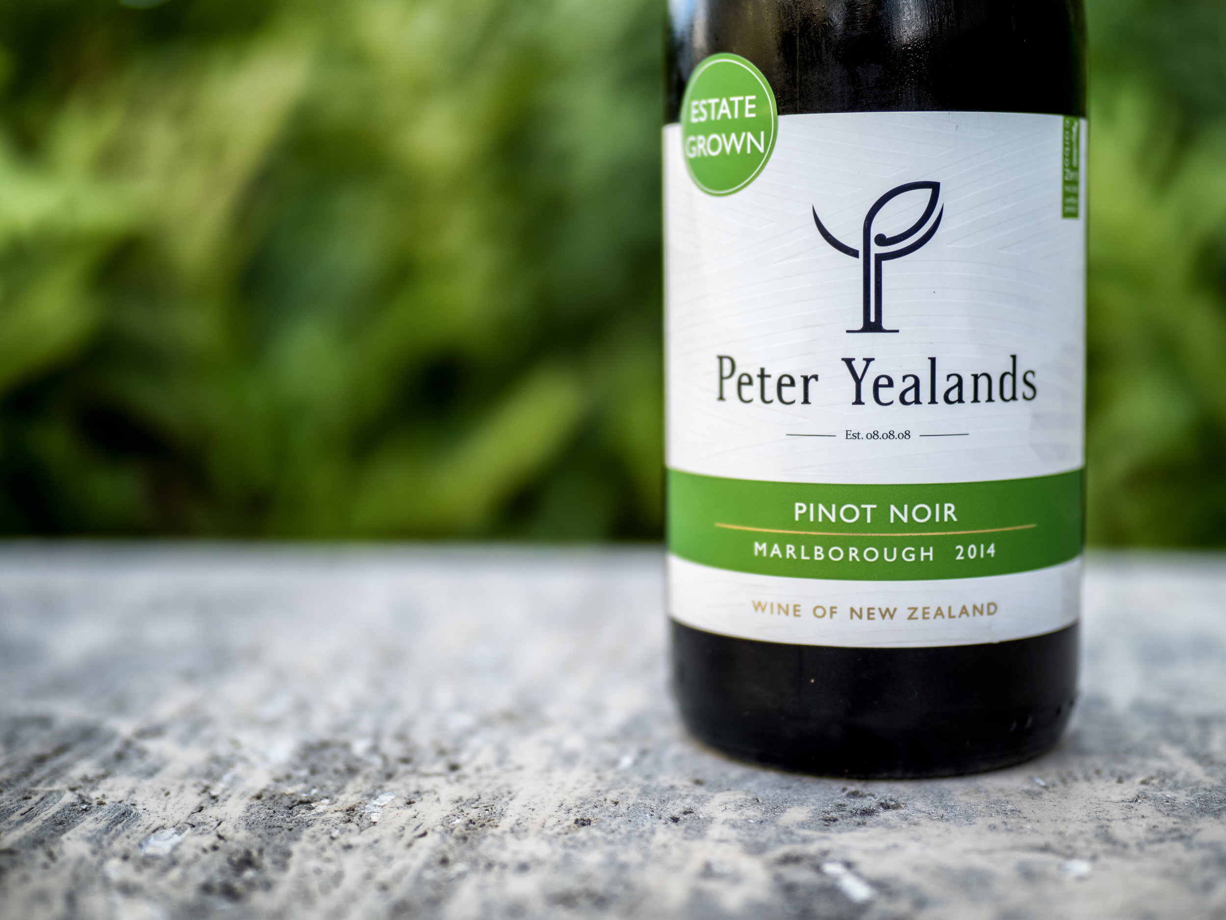 Musings by the Glass - Costco Corner - Peter Yealand Pinot Noir