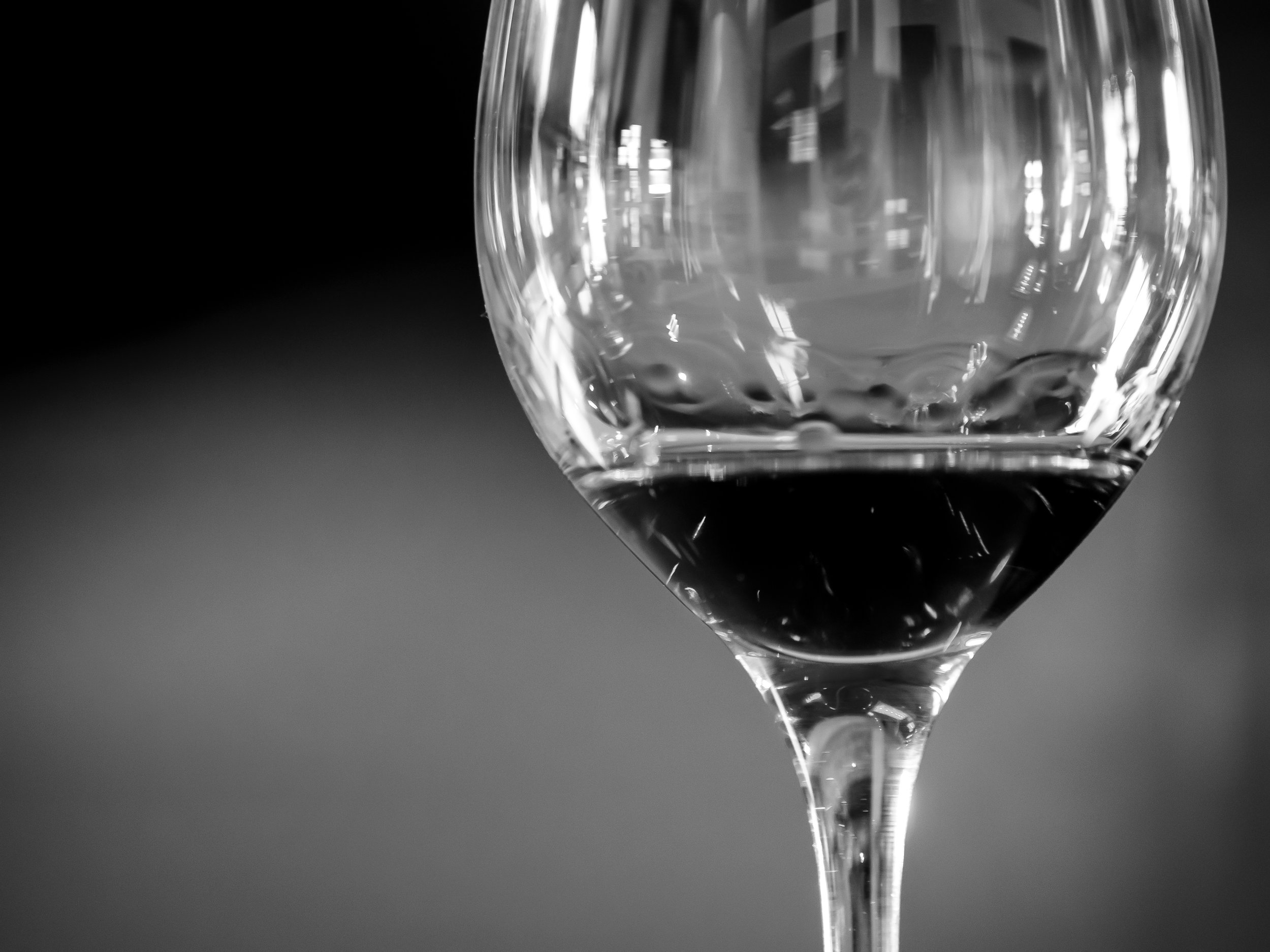 Musings by the Glass - Vinous Deduction Theorem - Glass