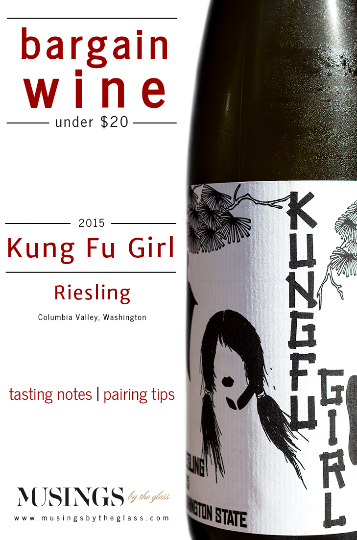 Musings by the Glass - Costco Corner - Charles Smith Kung Fu Girl Riesling
