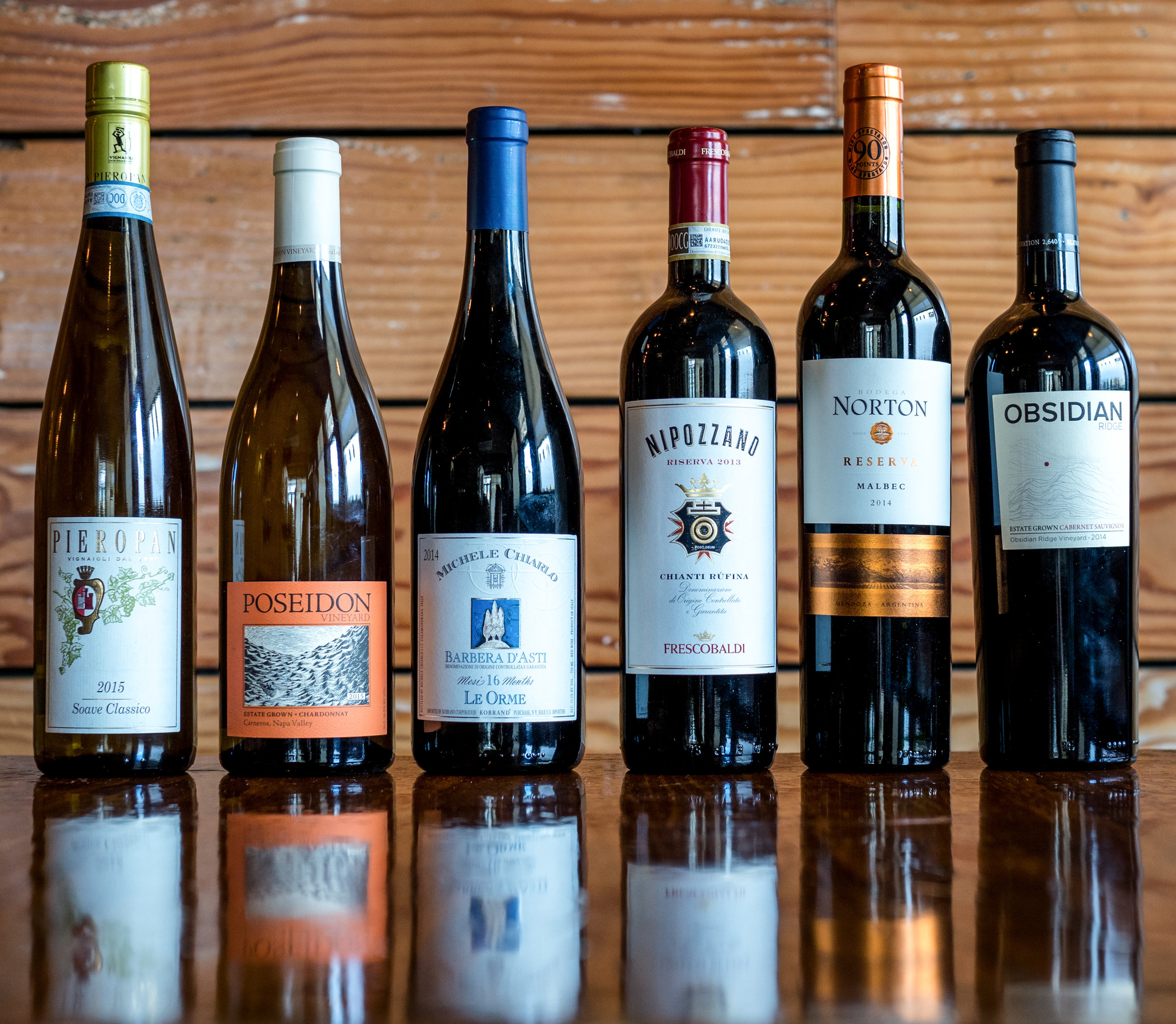Musings by the Glass - Deductive Challenge - Blind Tasting Wines