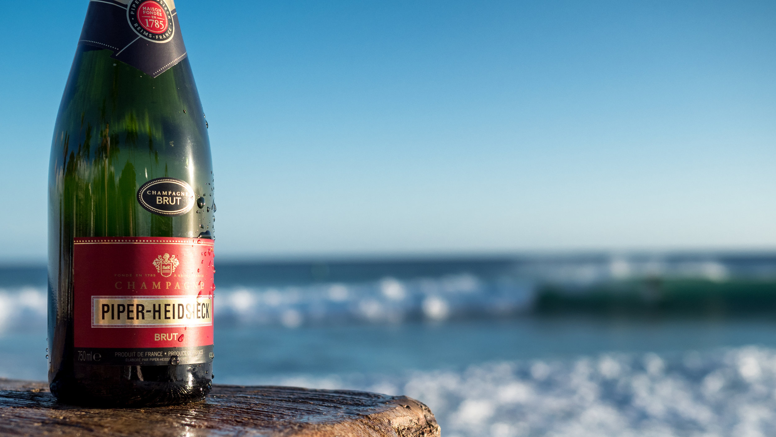 Musings by the Glass - Musings by the Surf - Champagne