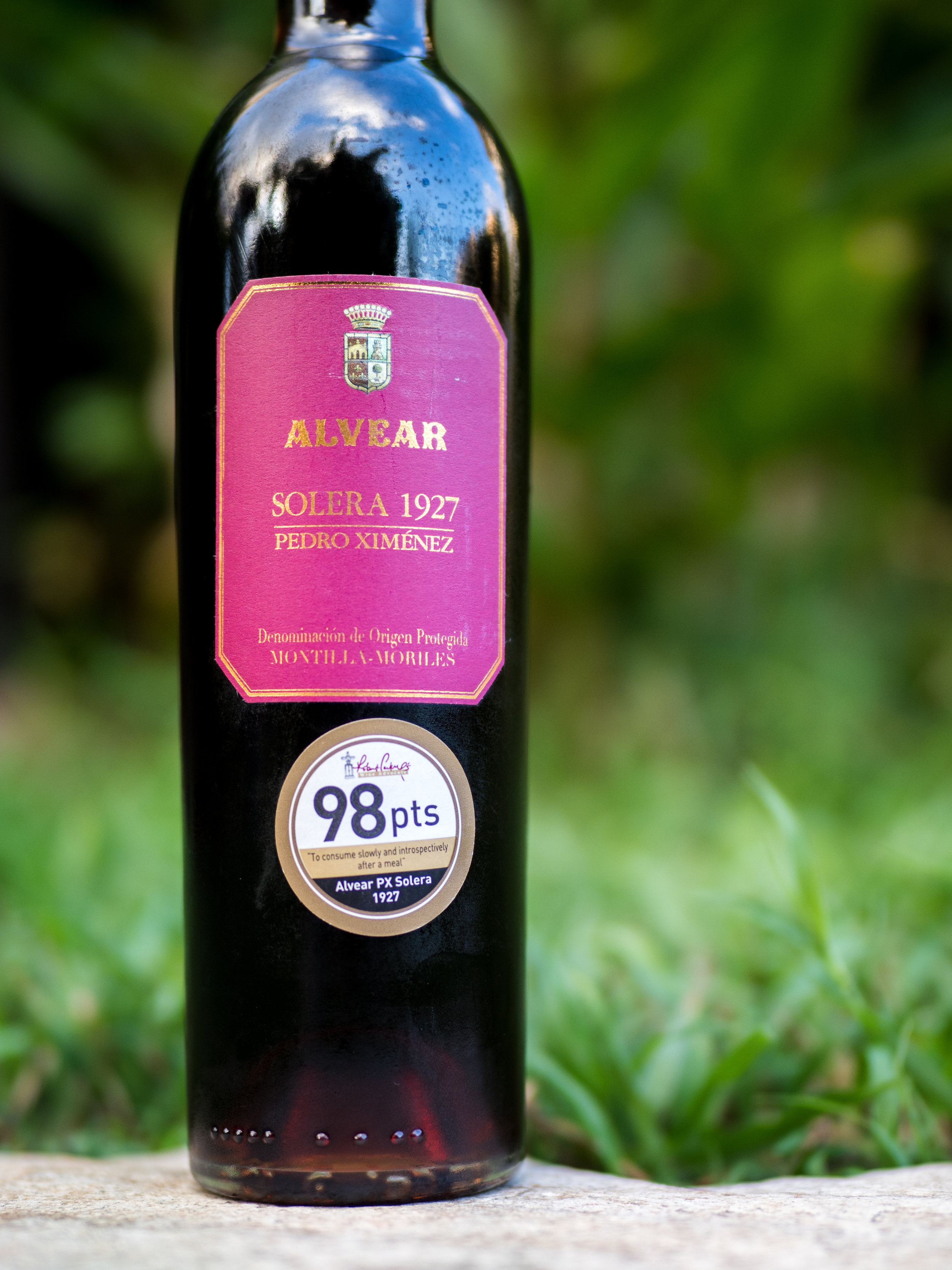 Musings by the Glass - Ode to Spanish Wine and Cheese - Pedro Ximenez Wine