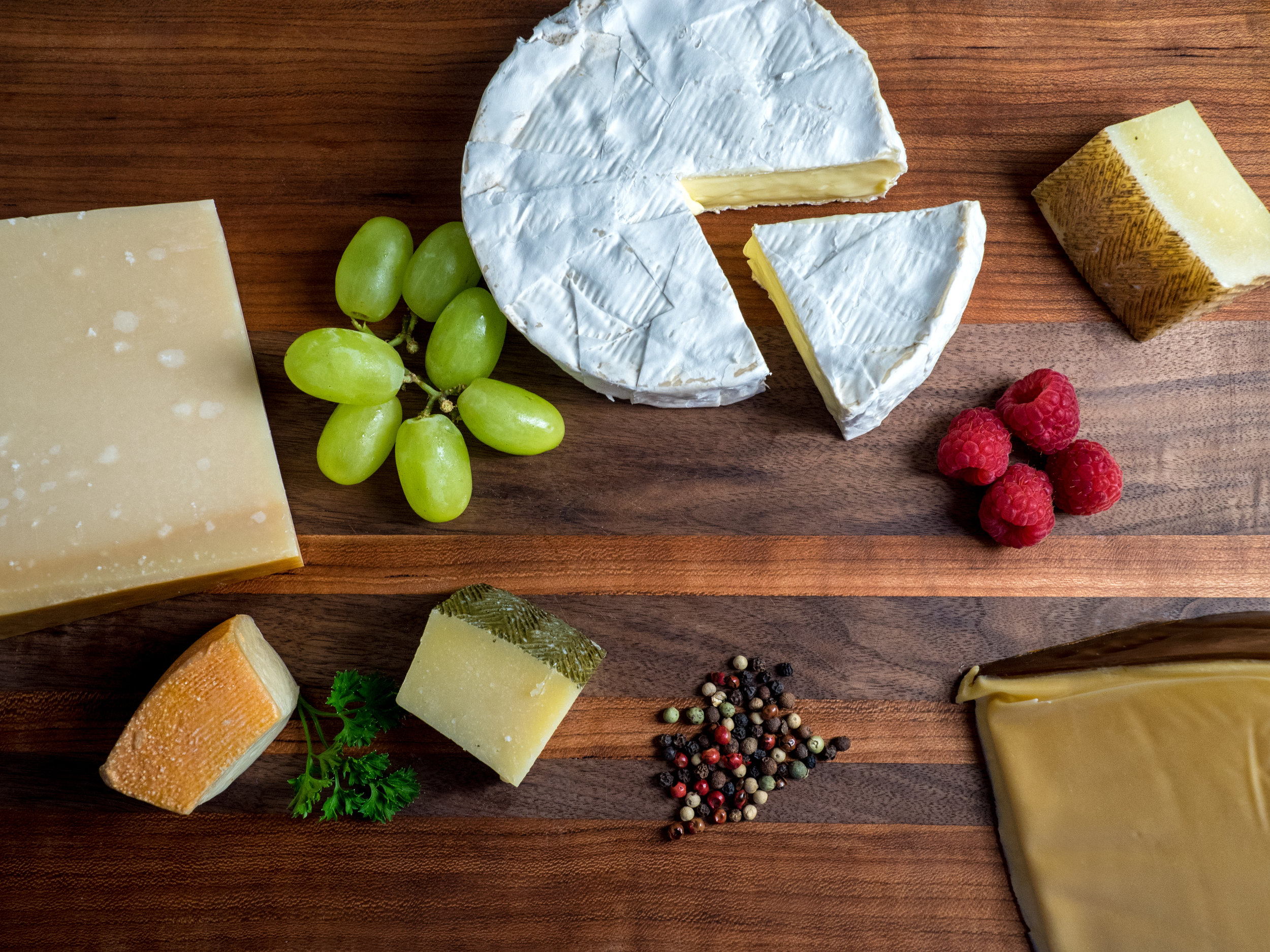 Musings by the Glass - Ode to Spanish Wine and Cheese - Cheese Board