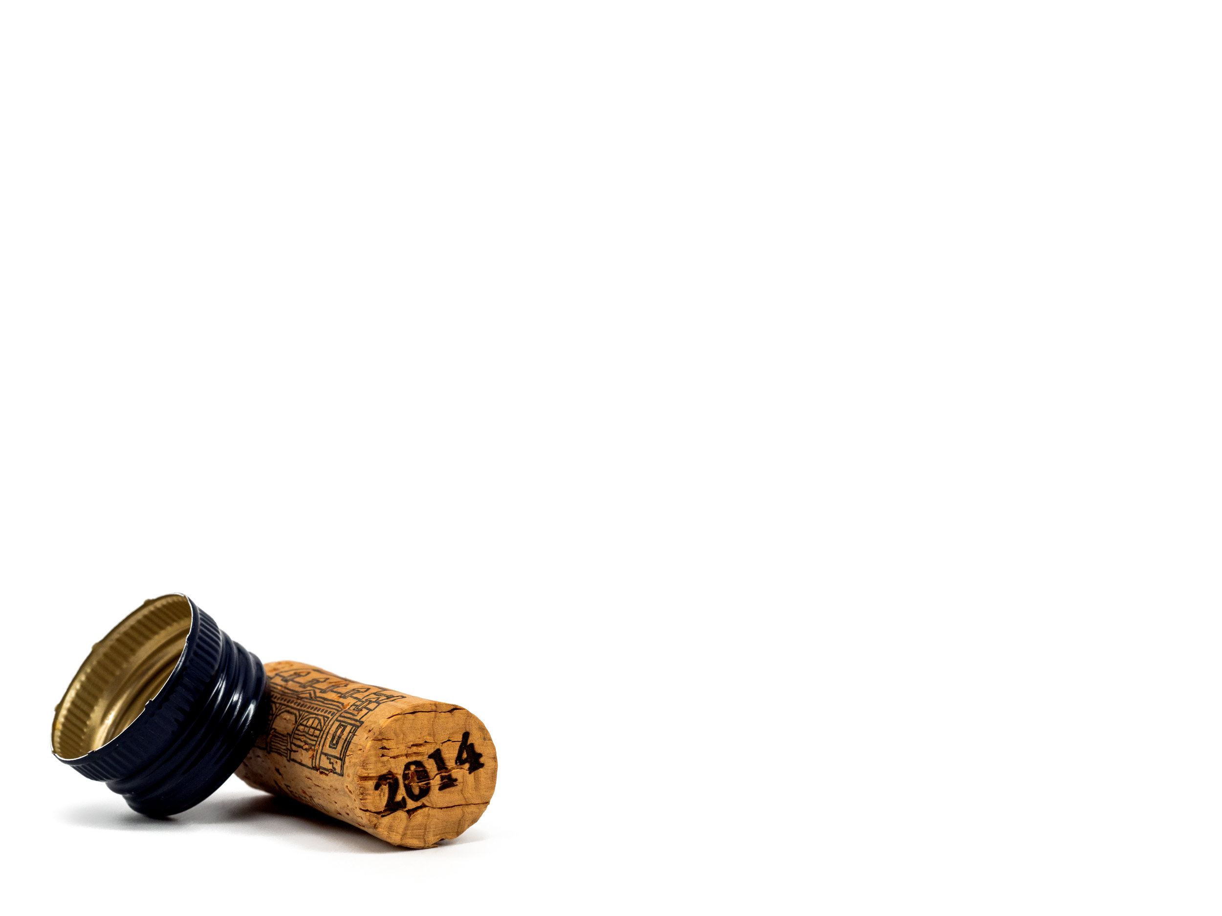 Musings by the Glass - Cork vs Screw Cap - Bottle Closure Options - Cork and Screw Cap