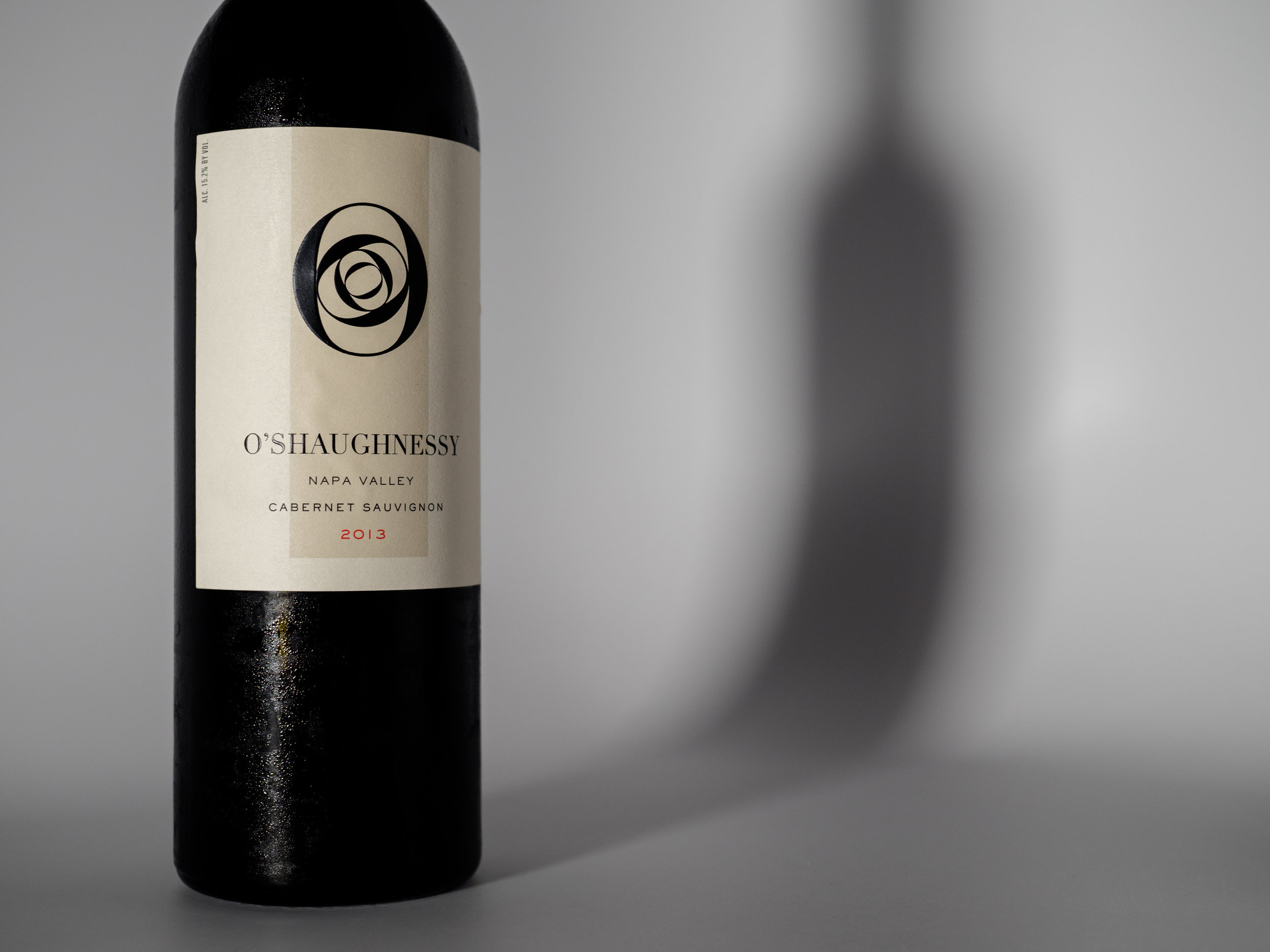Musings by the Glass - Ode to Saint Patrick - O'Shaughnessy Napa Valley Cabernet Sauvignon