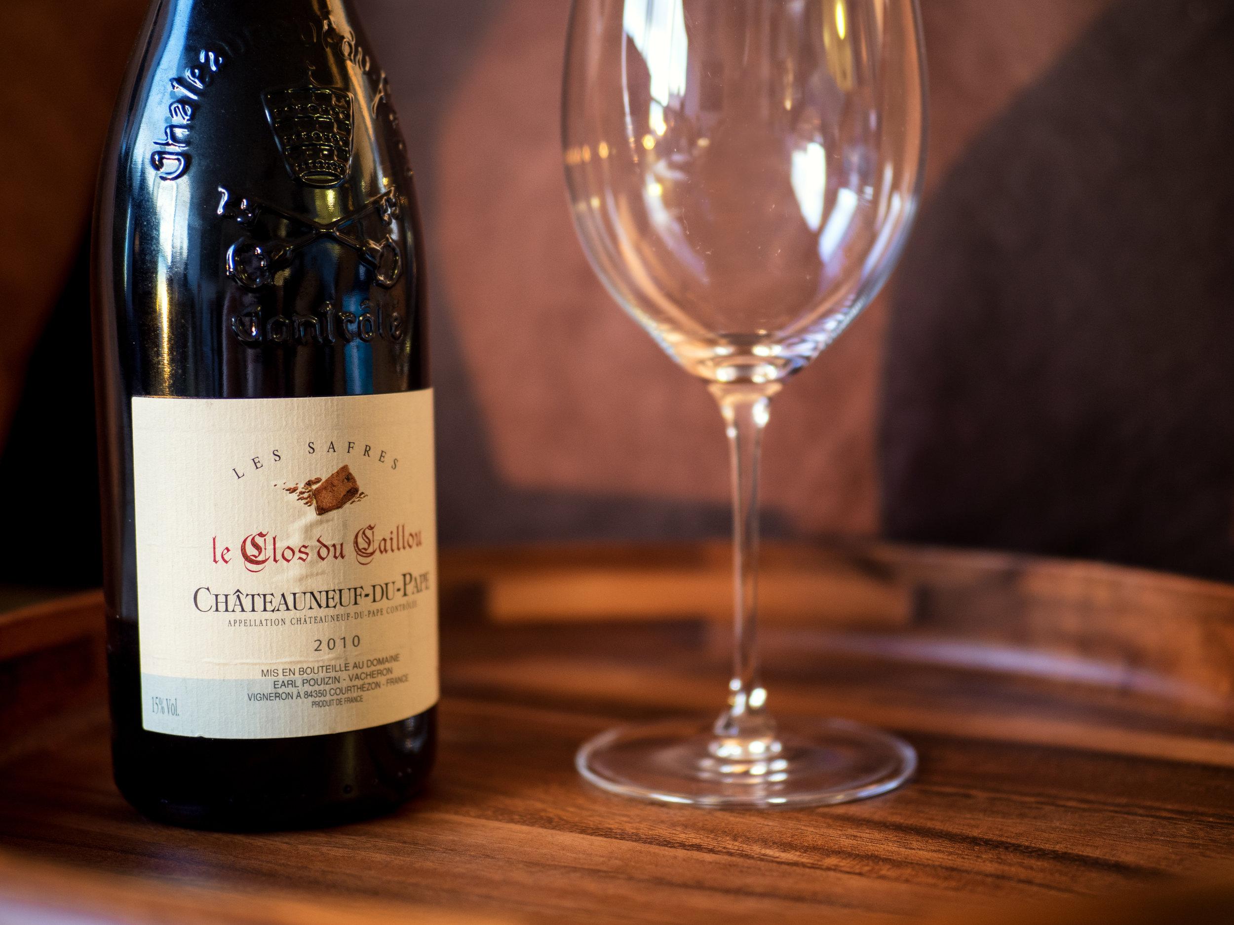 Vinous Label Elucidation - Decoding Southern Rhone Valley Wine Labels - Chateauneuf-du-pape
