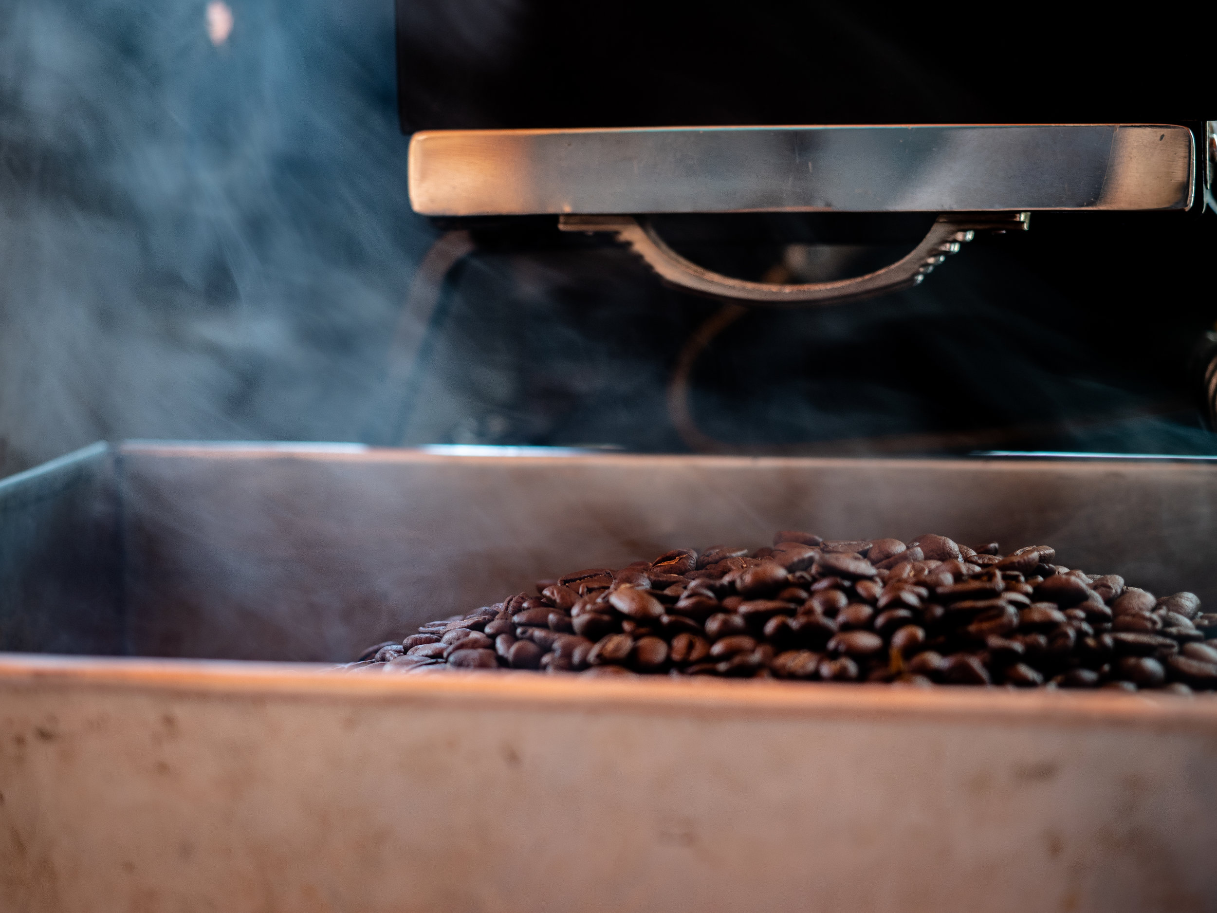 Musings by the Glass - Caffeinated Caravan - Roasted to Perfection