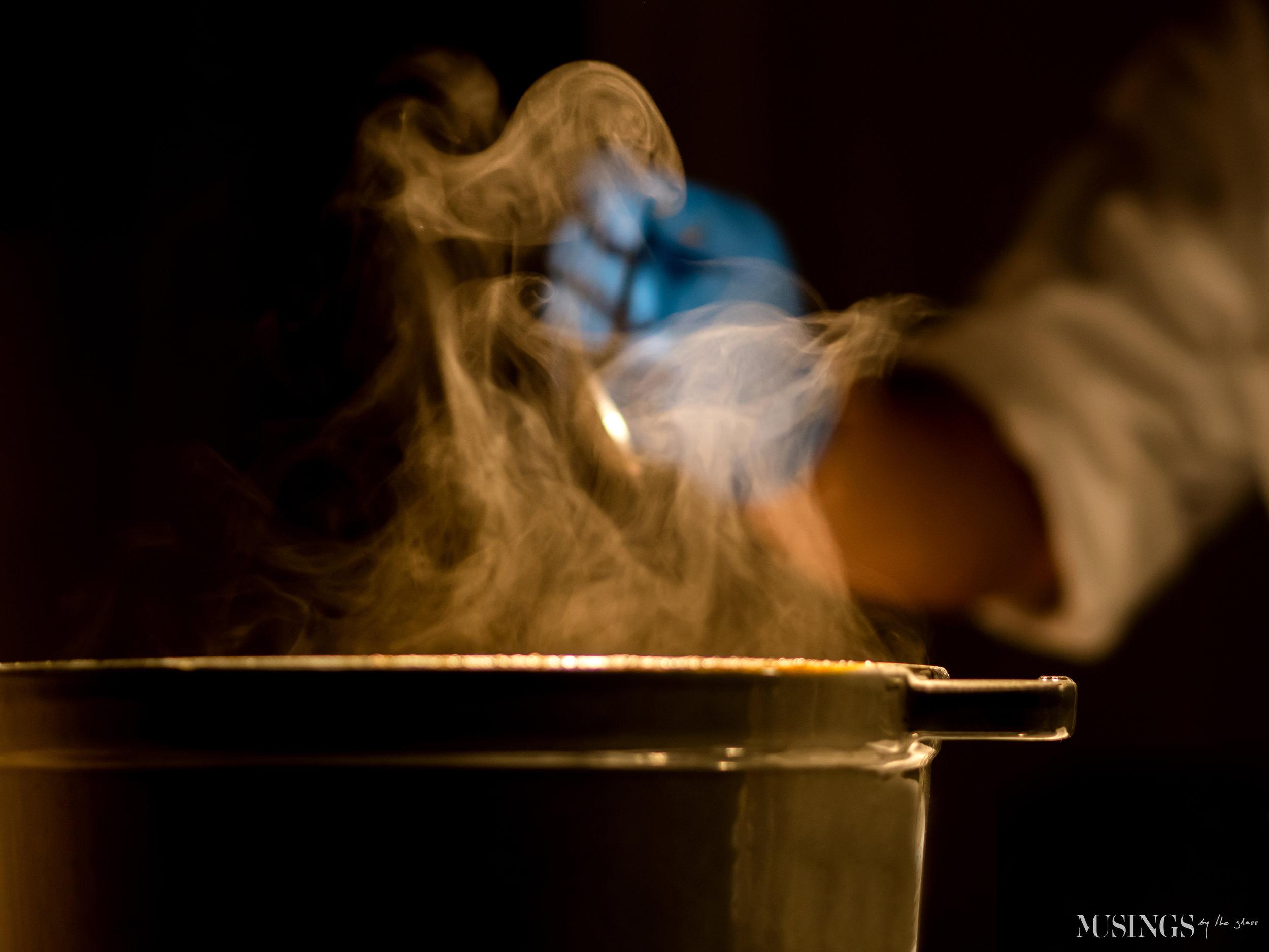 Cauldron of Intrigue