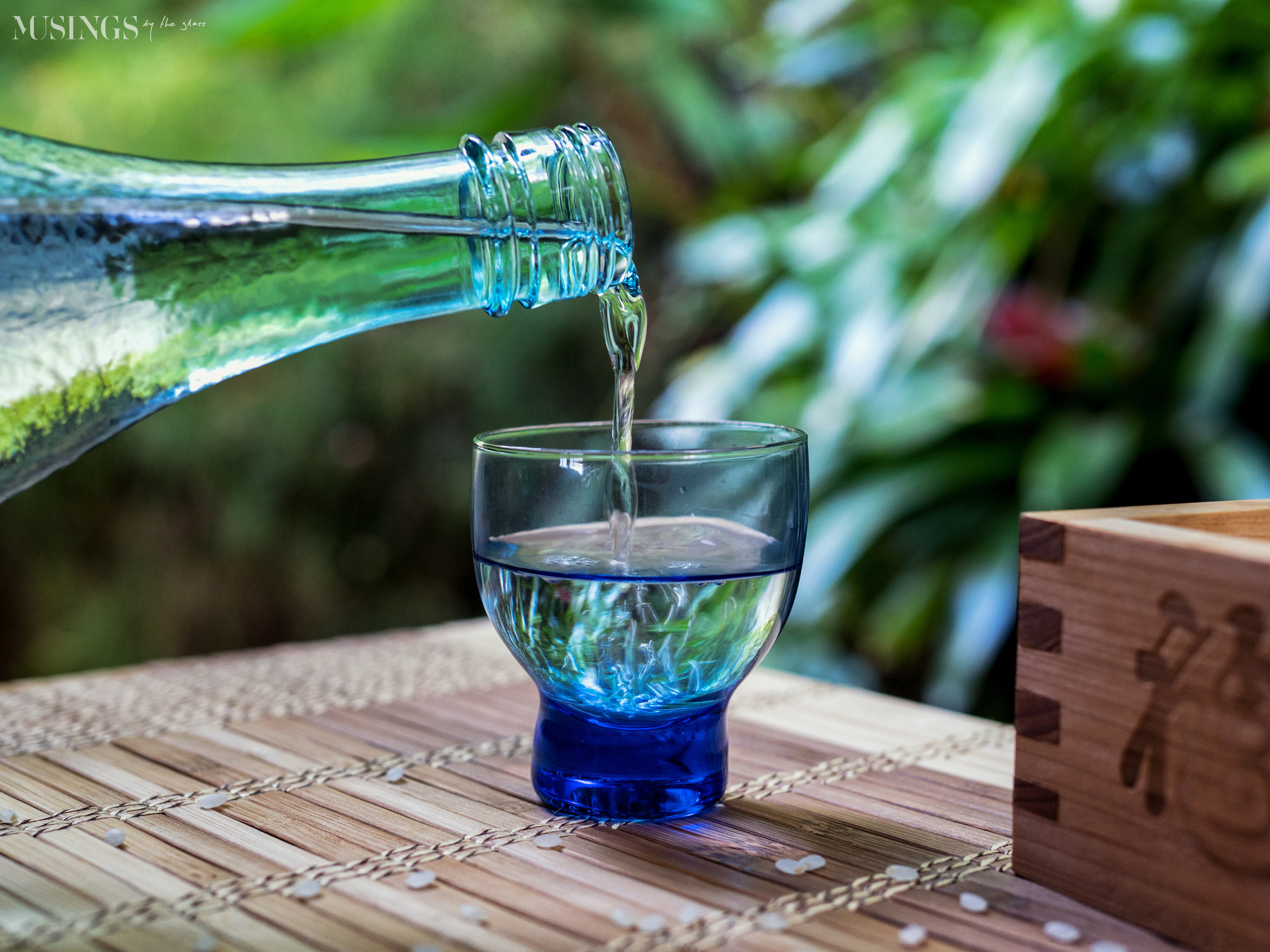 Sake Serenity