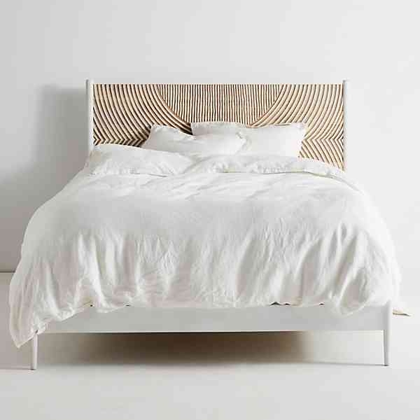 6.  Carved Thalia Bed from Anthropologie  -  $1,498 –$1,698