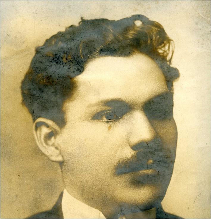 My great-grandfather, Pedro Manuel Ruiz