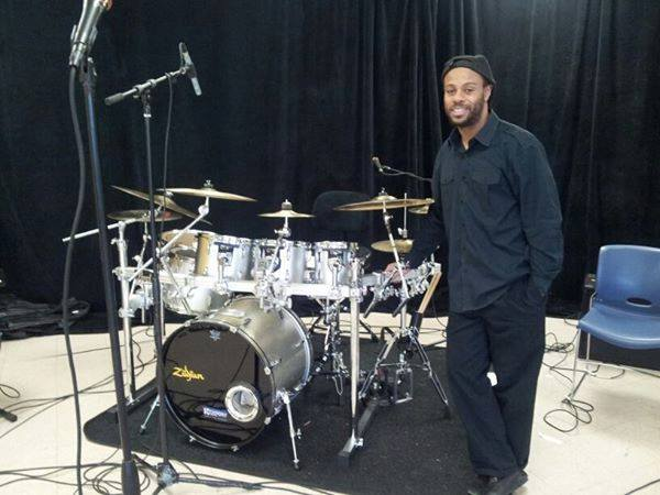 JASON GADDIS        (drums)