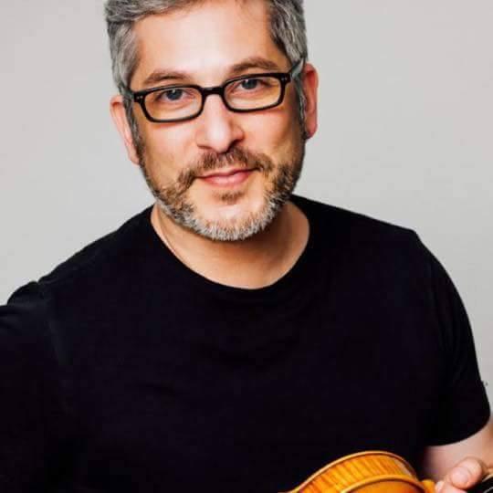 Gabe Bolkosky       (violin)