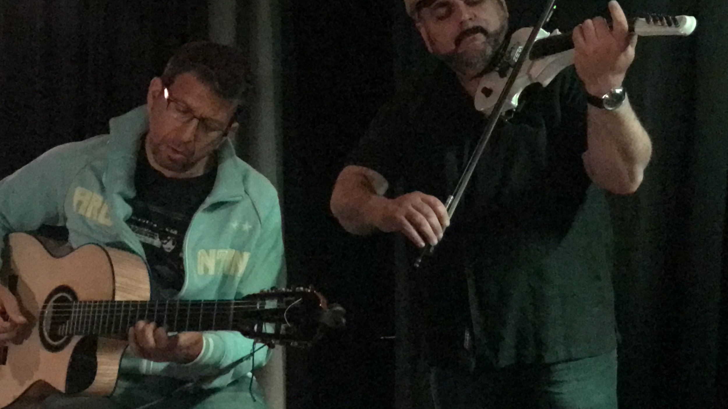 Sean Blackman, Harry Hovakimian.Photo by Ewa Markiewicz ( EVVA )
