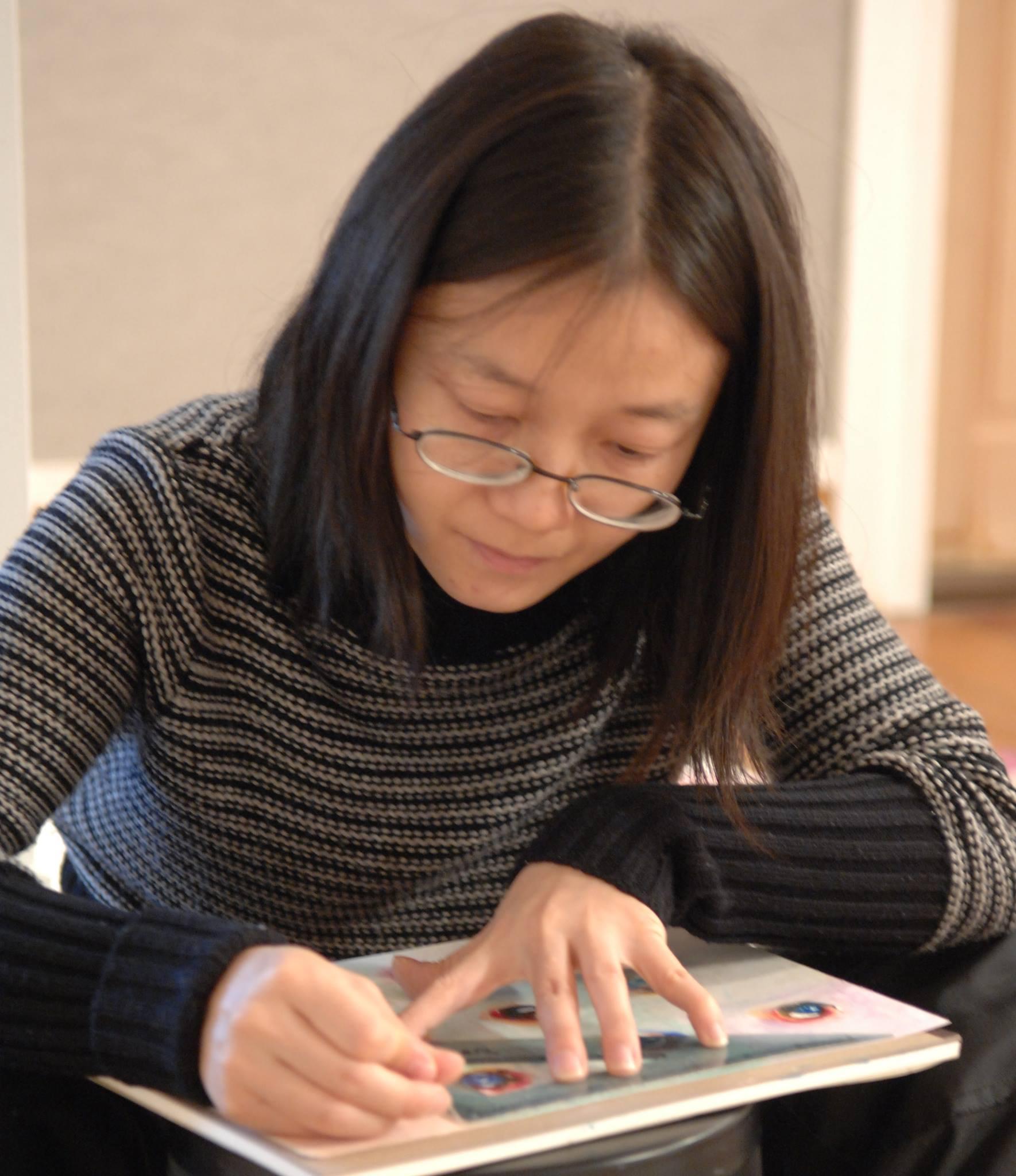 Luzhen Qiu