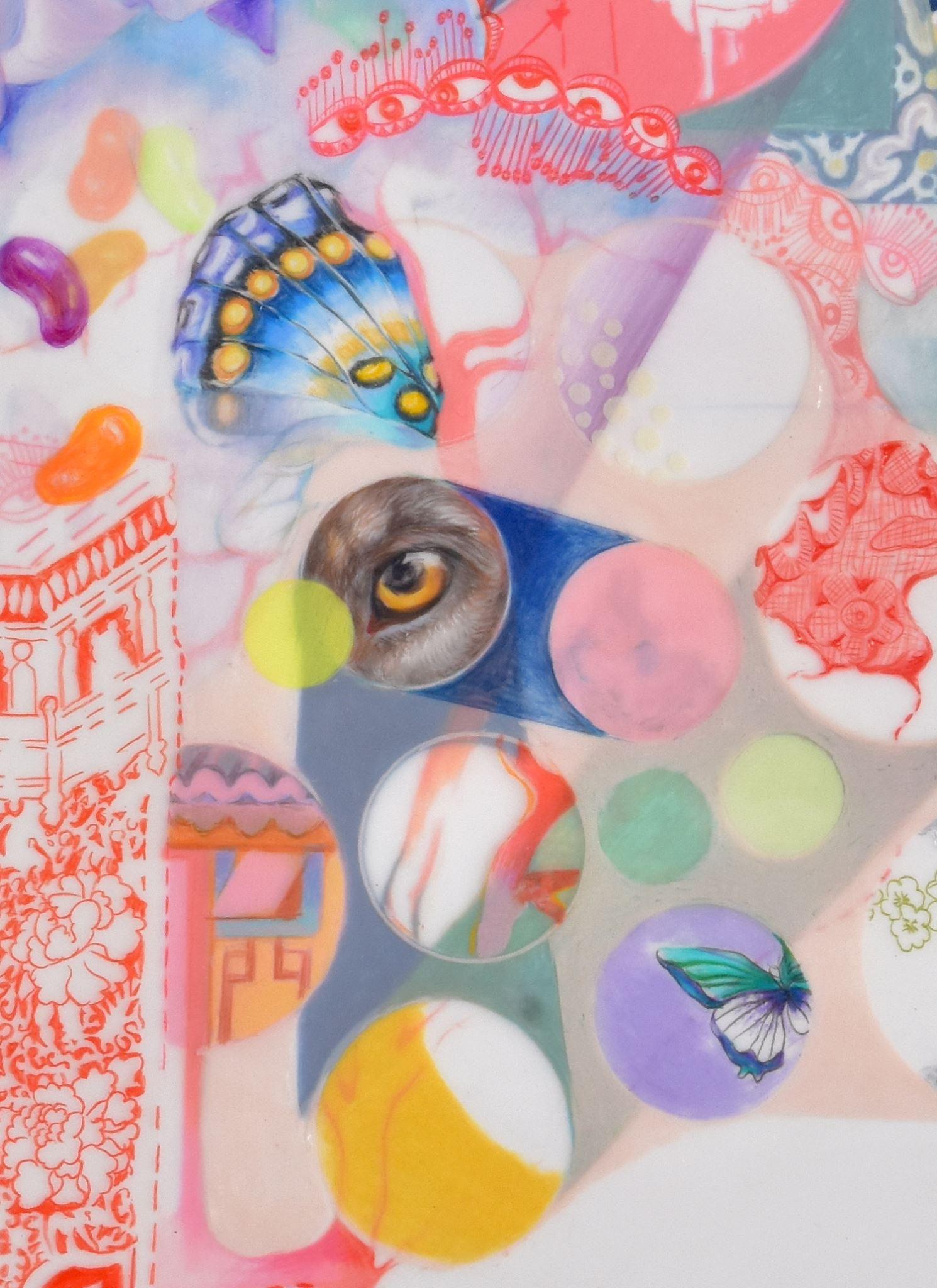 artwork by Luzhen Qiu
