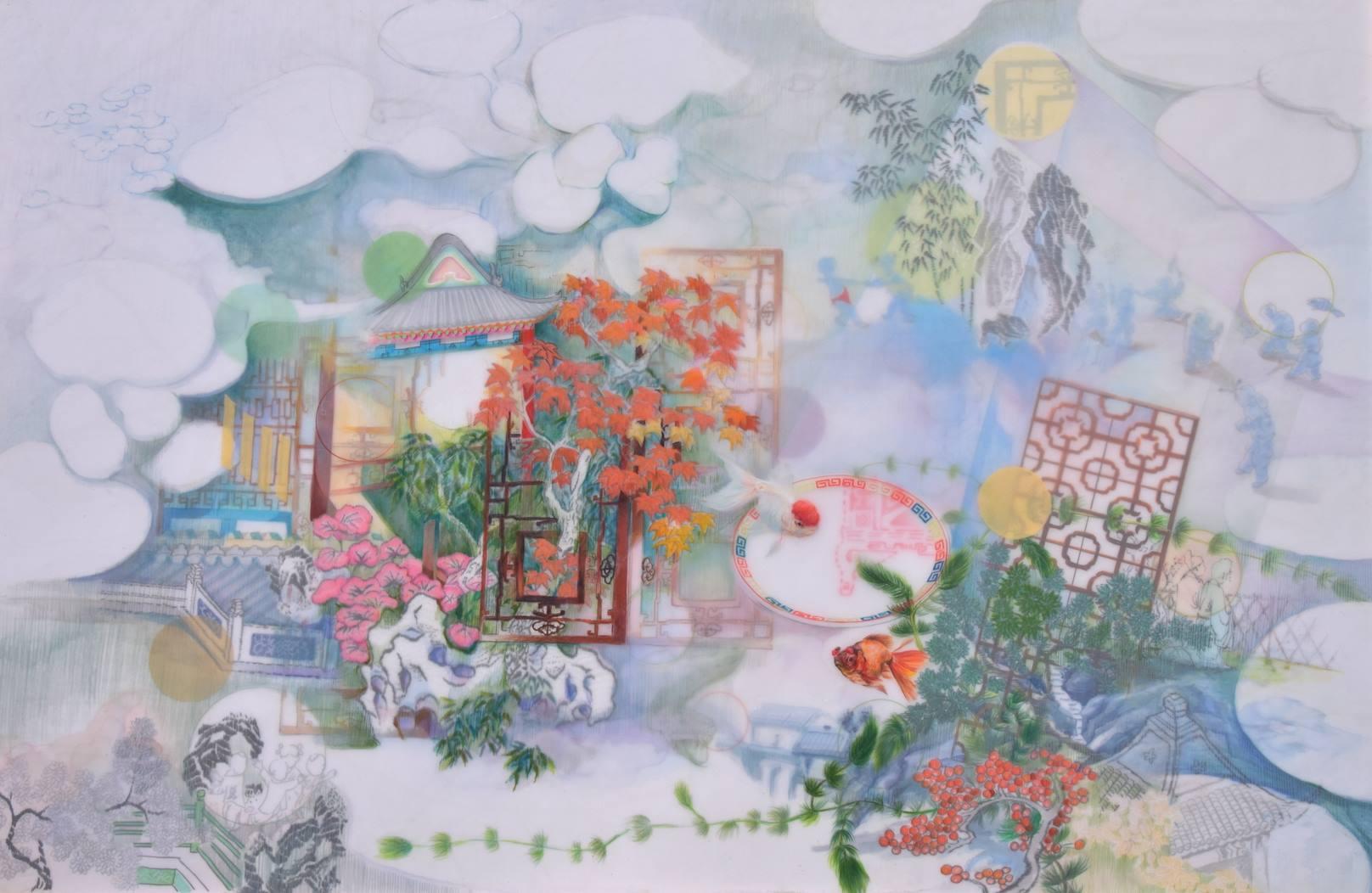 Courtsy of Luzhen Qiu