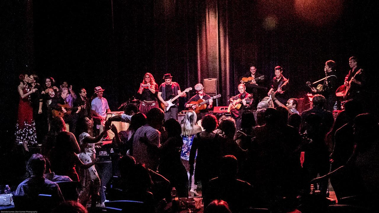 Flamenco Detroit Fusion. Sean Blackman's  In Transit