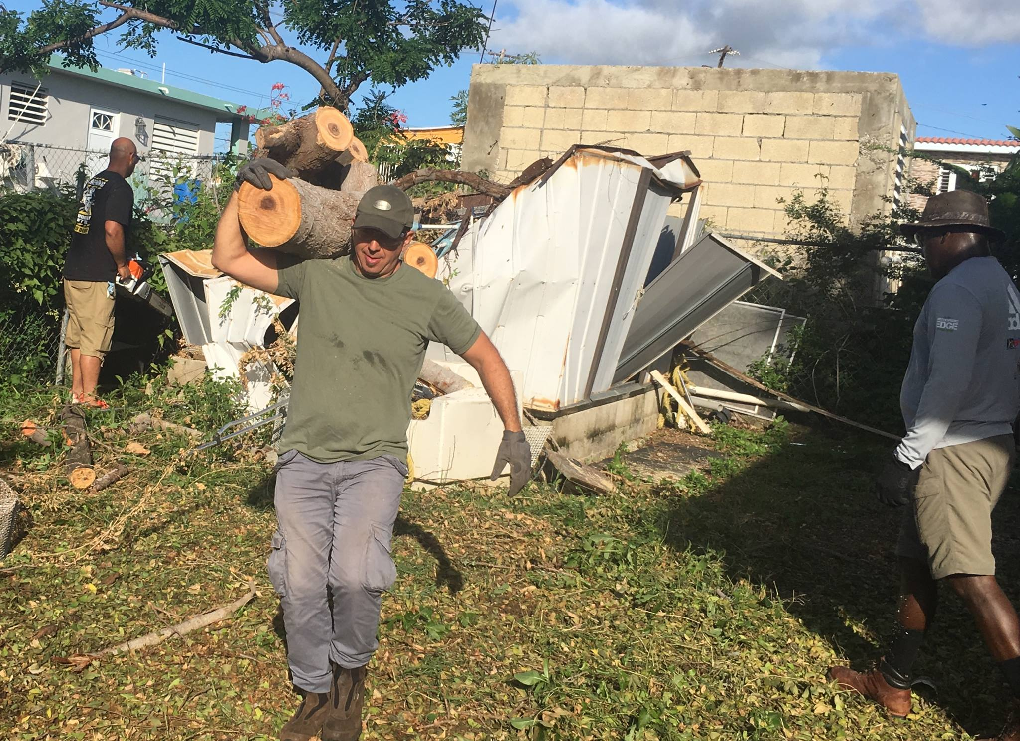 In Transit Detroit Relief & Recovery Efforts for Puerto Rico