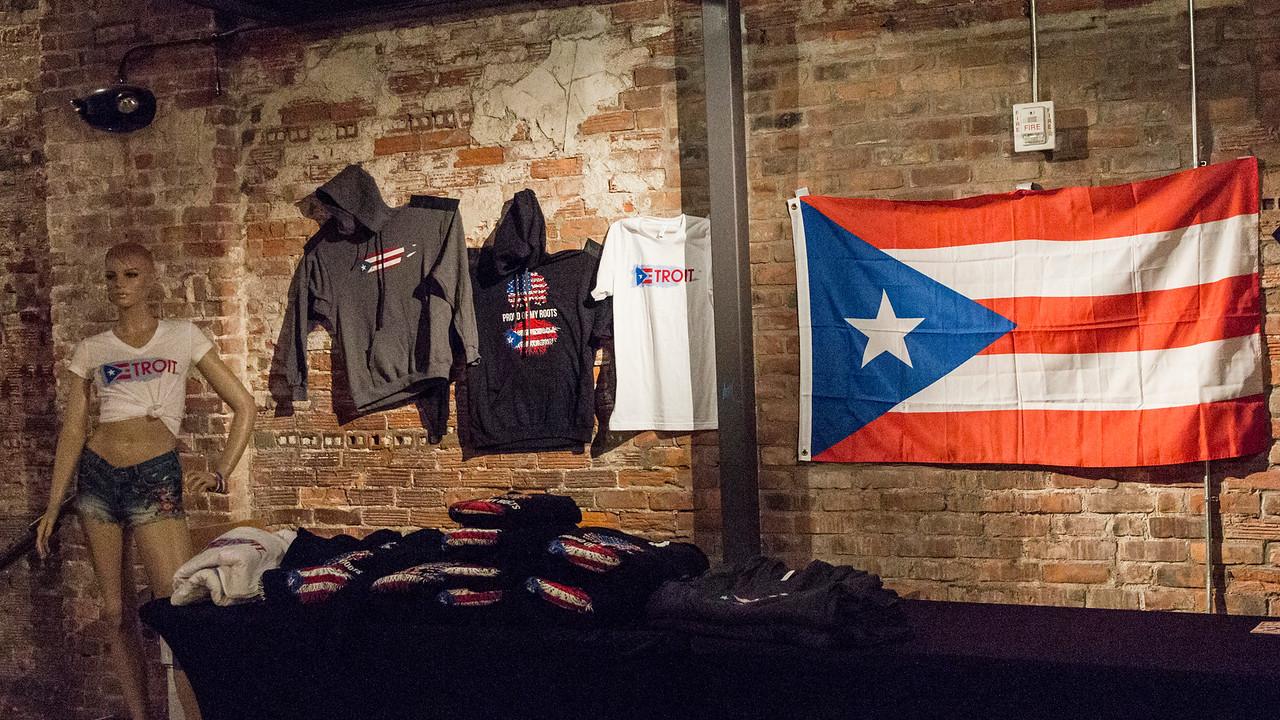 In Transit Detroit Puerto Rico Relief