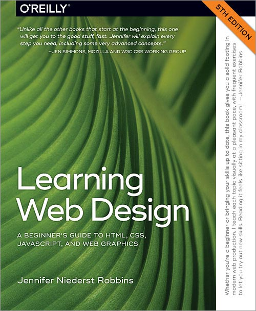 Learning Web Design, 5th Edition