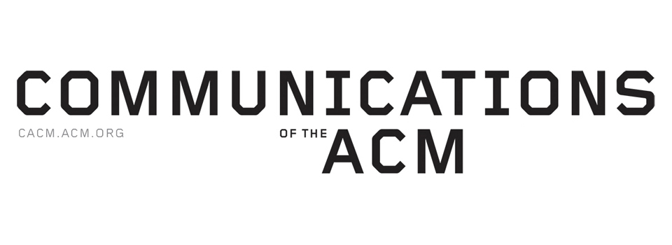 CACM - Communications of the ACM