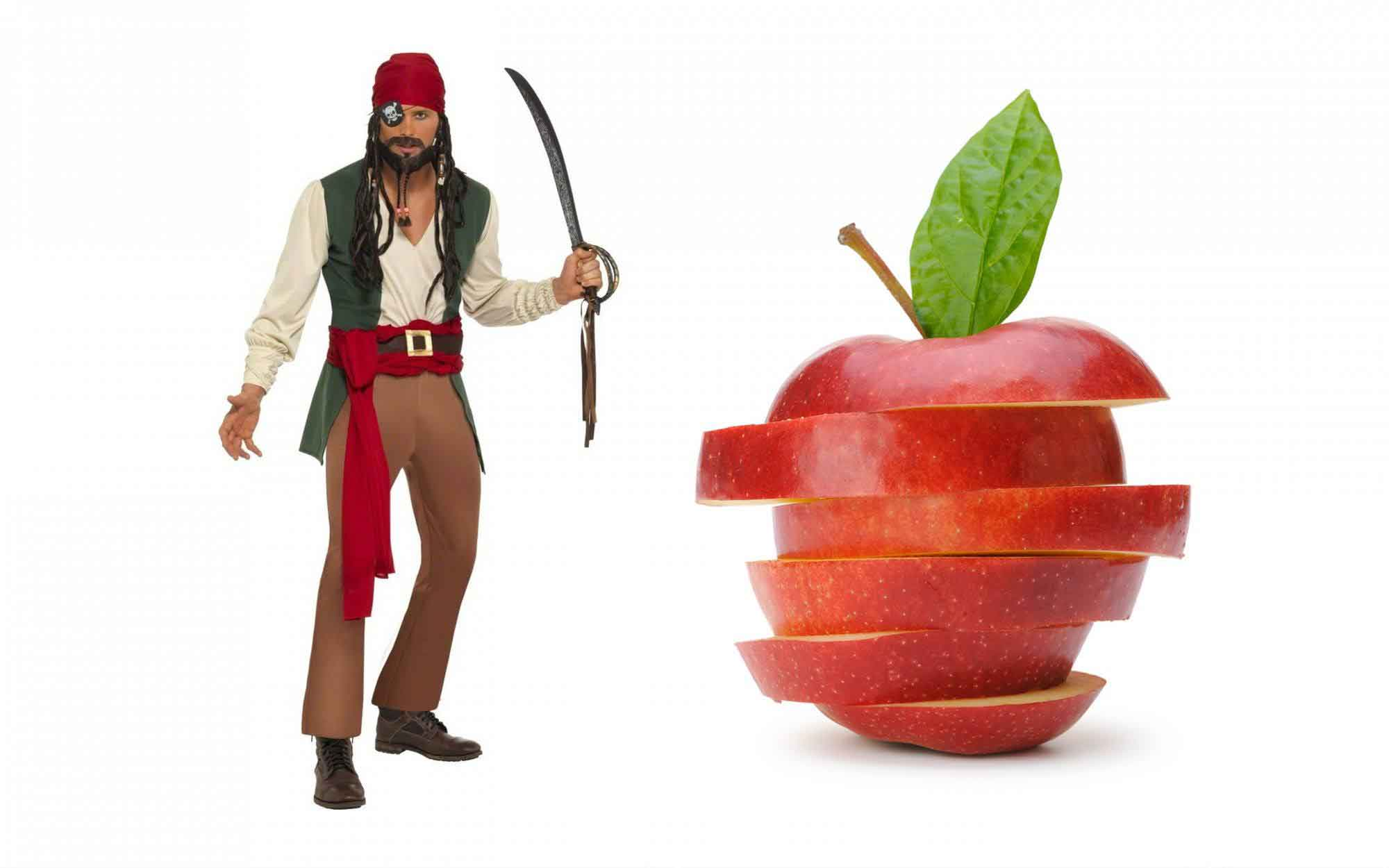 Don't Let Pirates Slice-N-Dice Your iDevice.