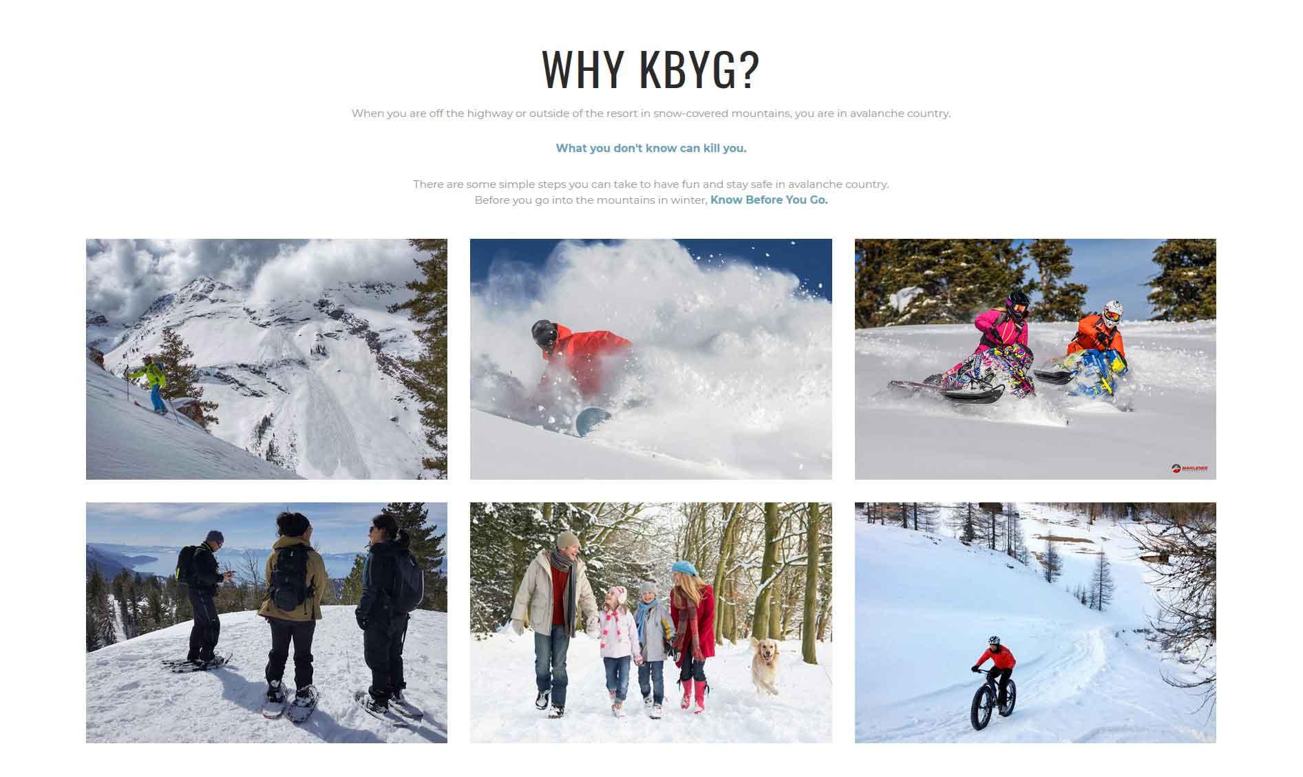 Why KBYG?